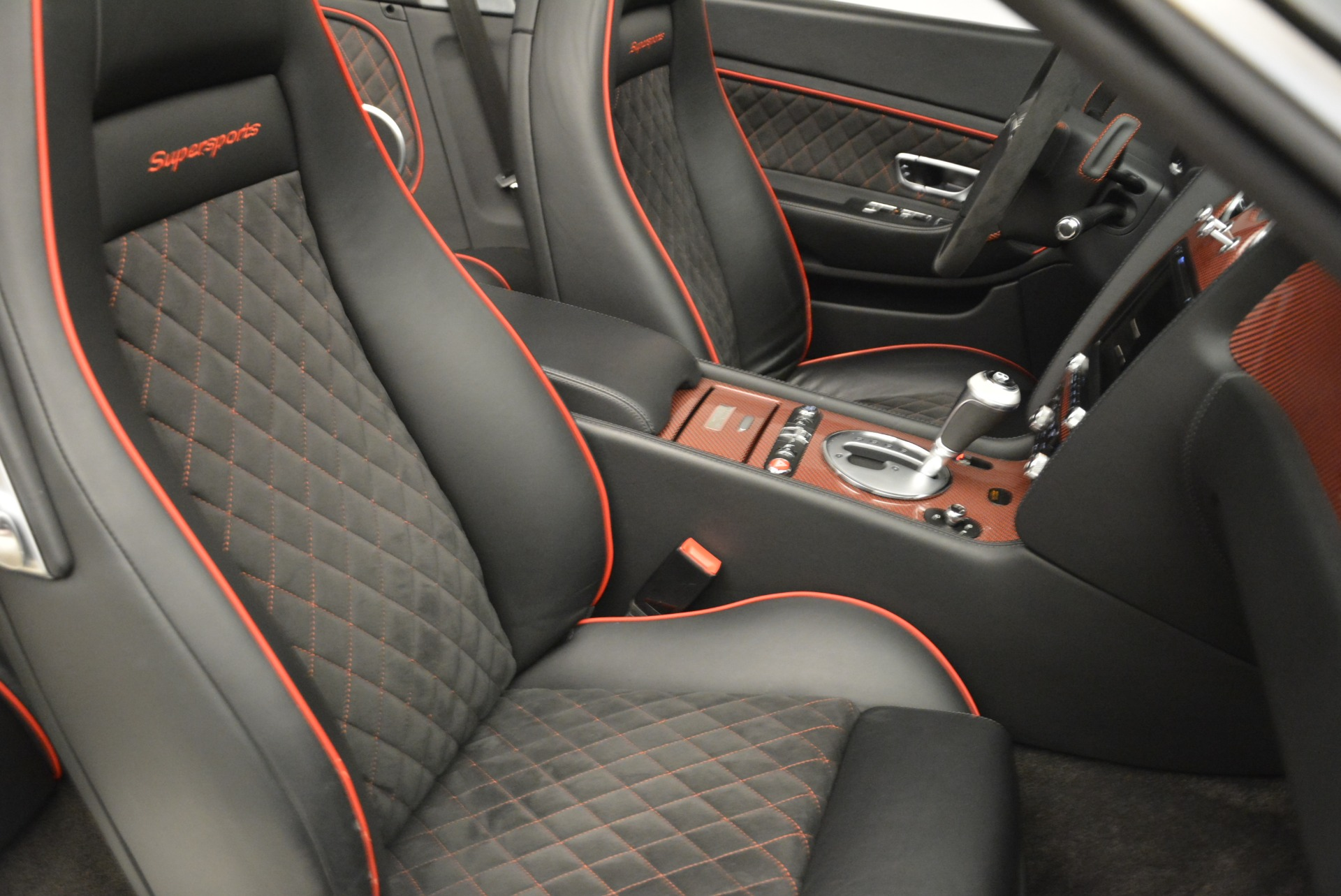 Used 2013 Bentley Continental GT Supersports Convertible ISR For Sale In Westport, CT 2151_p49
