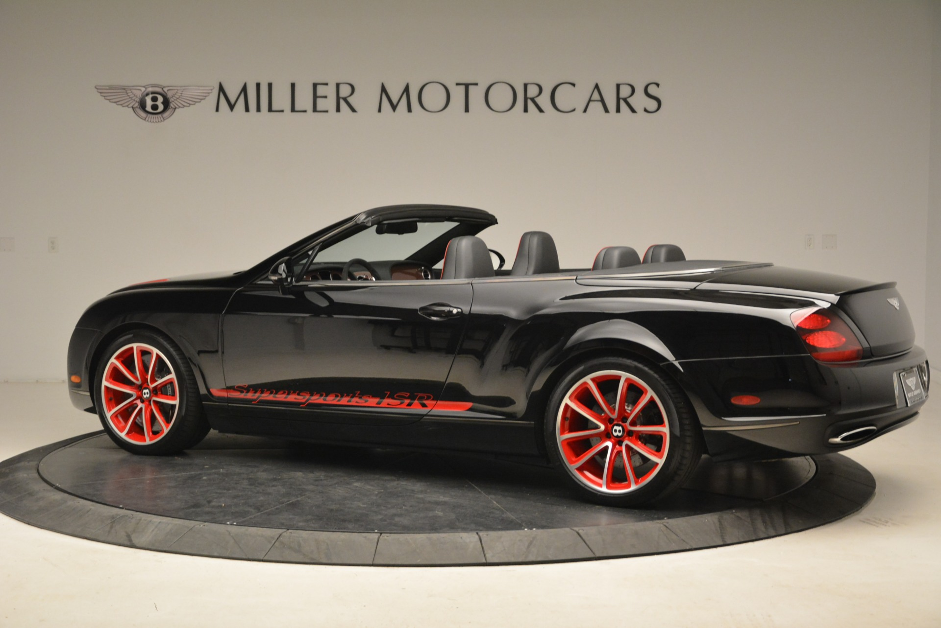 Used 2013 Bentley Continental GT Supersports Convertible ISR For Sale In Westport, CT 2151_p4