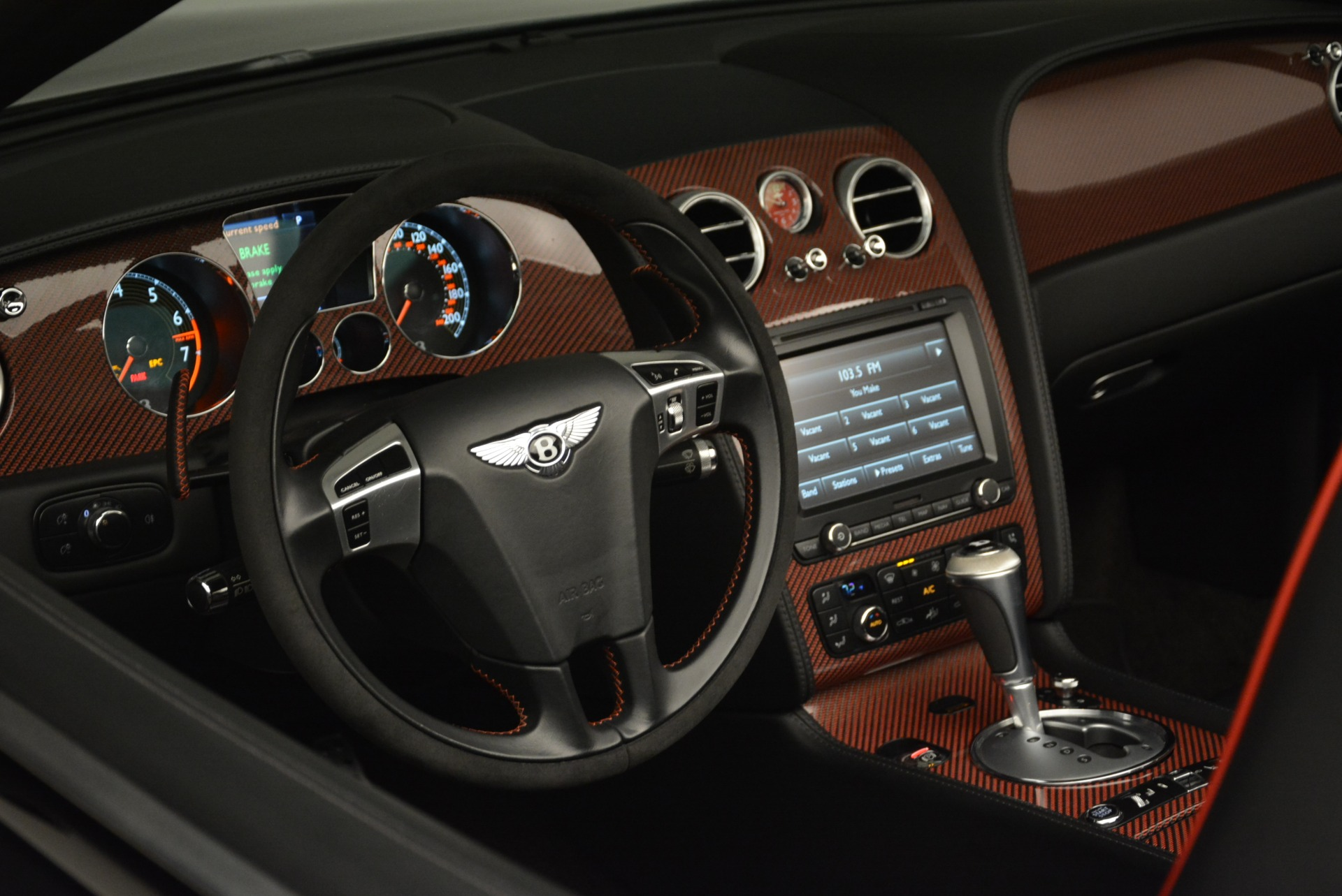 Used 2013 Bentley Continental GT Supersports Convertible ISR For Sale In Westport, CT 2151_p52