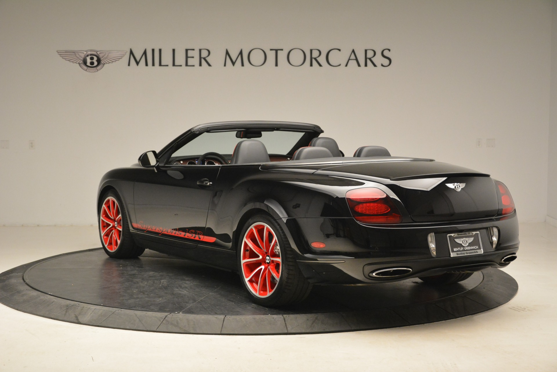 Used 2013 Bentley Continental GT Supersports Convertible ISR For Sale In Westport, CT 2151_p5