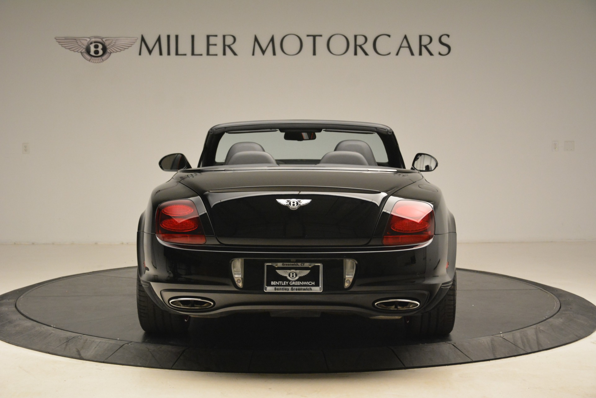Used 2013 Bentley Continental GT Supersports Convertible ISR For Sale In Westport, CT 2151_p6