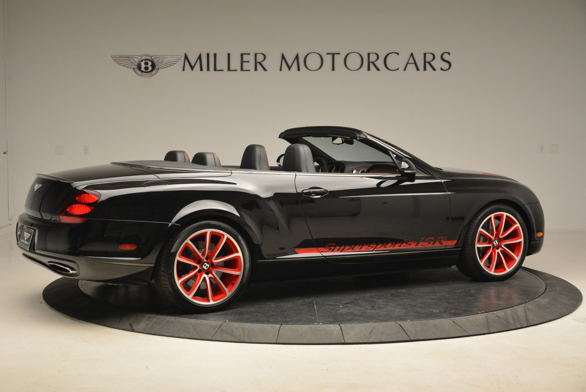 Used 2013 Bentley Continental GT Supersports Convertible ISR For Sale In Westport, CT 2151_p8
