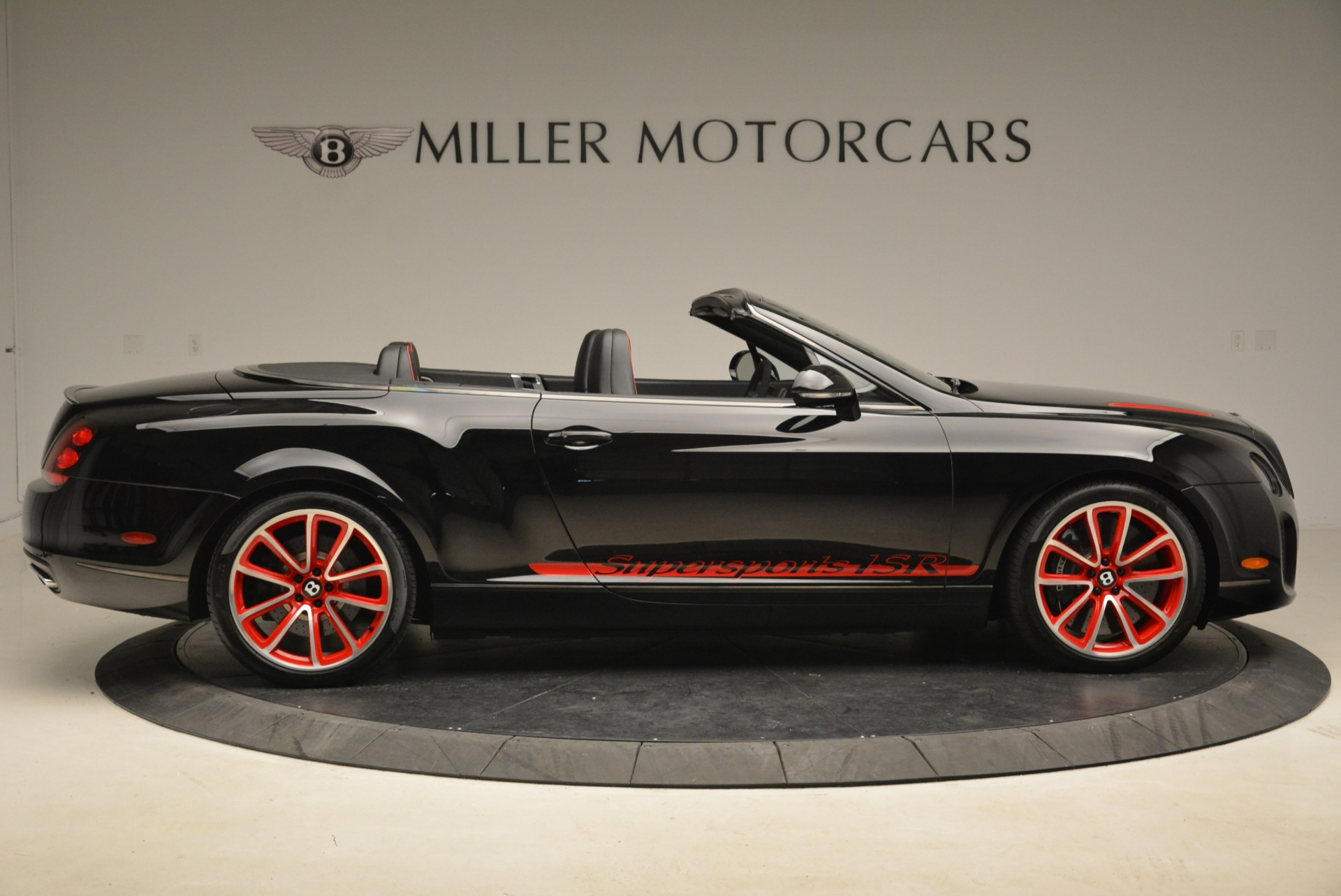Used 2013 Bentley Continental GT Supersports Convertible ISR For Sale In Westport, CT 2151_p9