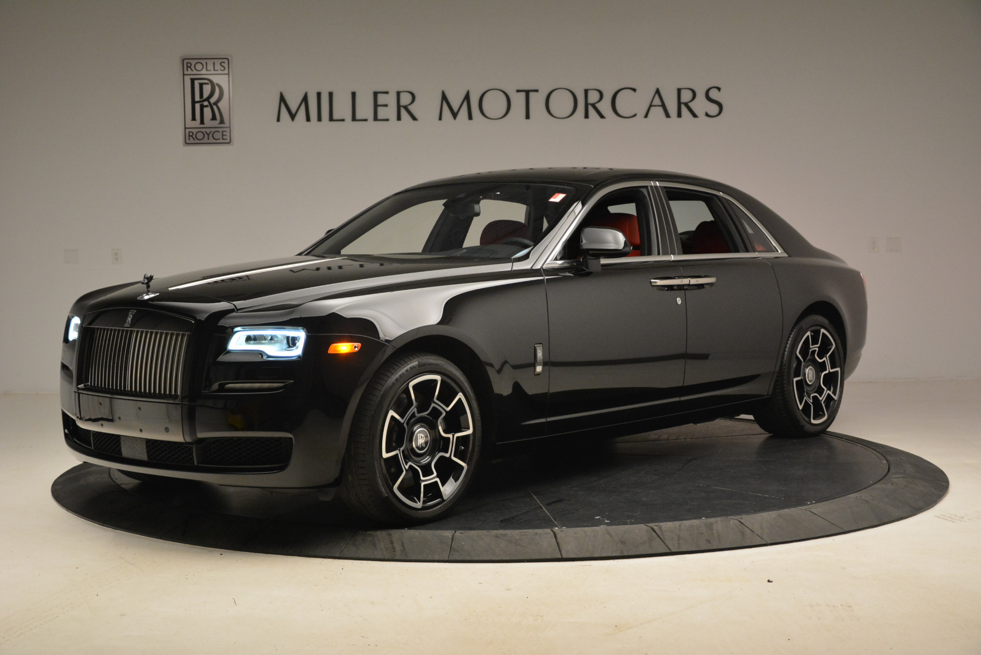 Used 2017 Rolls-Royce Ghost Black Badge For Sale In Westport, CT 2154_main