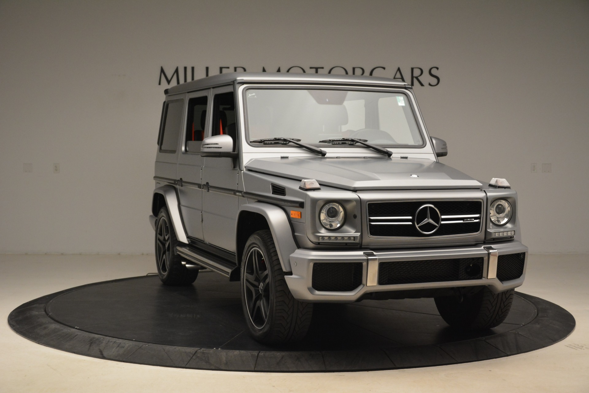 Used 2017 Mercedes-Benz G-Class AMG G 63 For Sale In Westport, CT 2156_p11