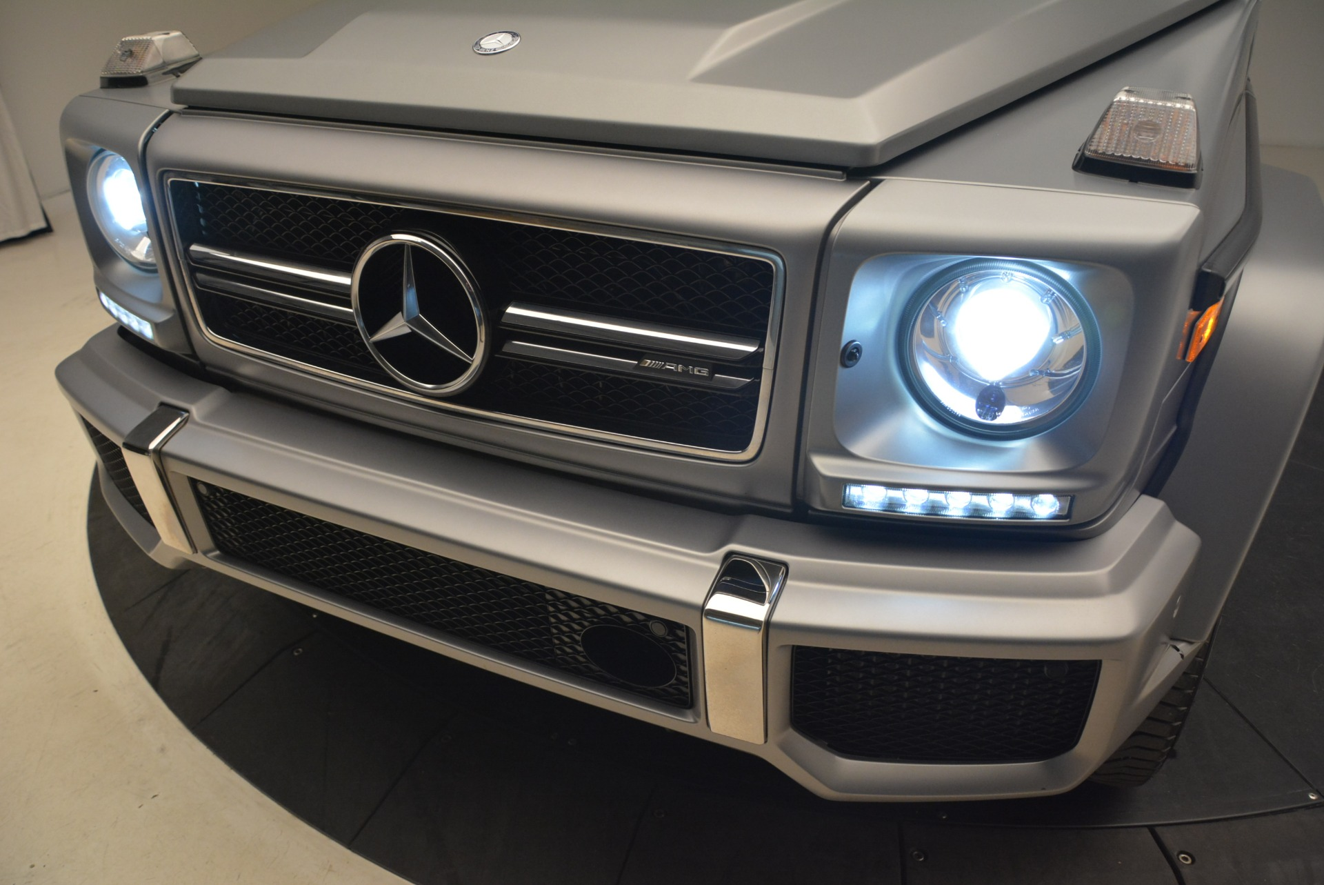 Used 2017 Mercedes-Benz G-Class AMG G 63 For Sale In Westport, CT 2156_p16