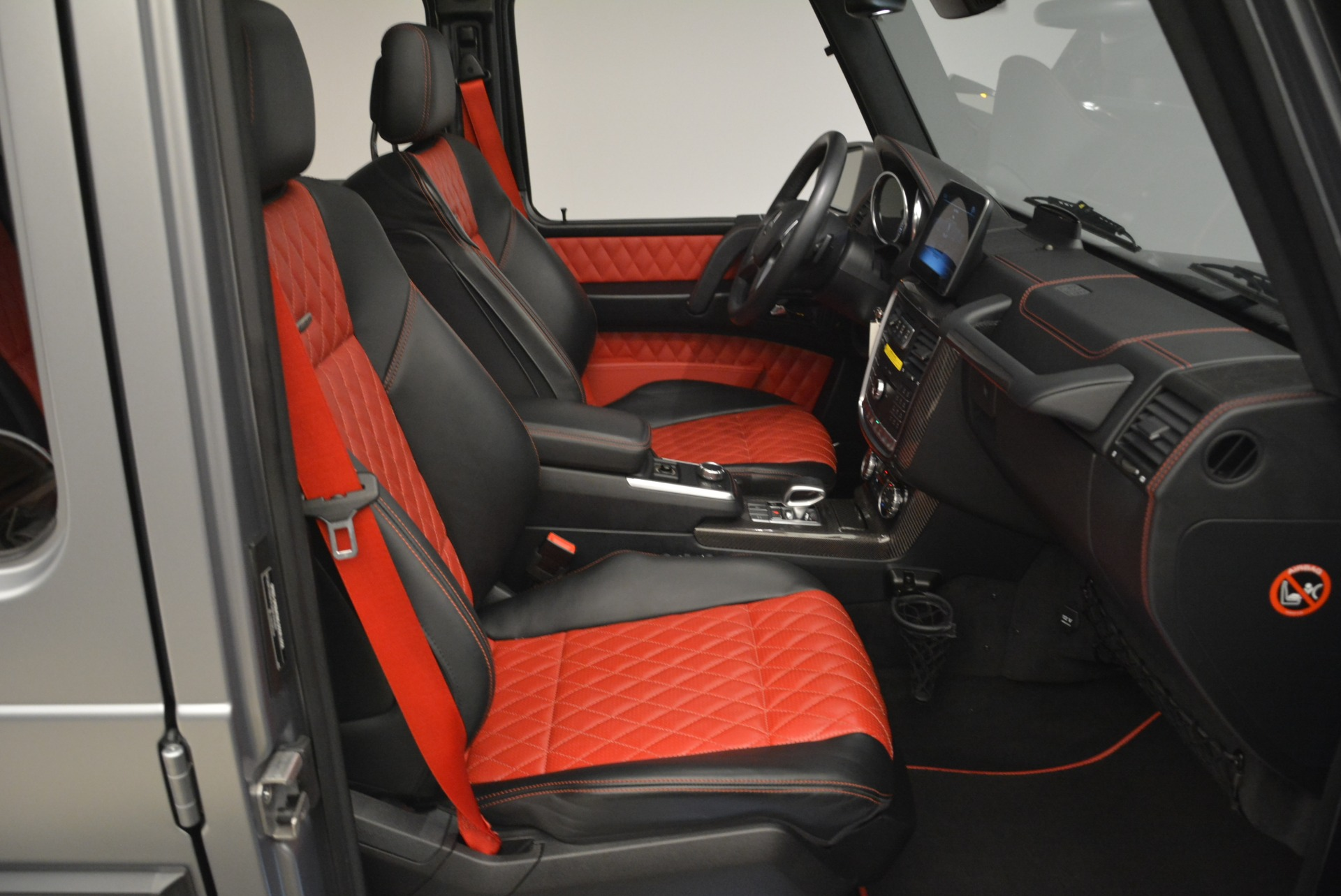 Used 2017 Mercedes-Benz G-Class AMG G 63 For Sale In Westport, CT 2156_p37
