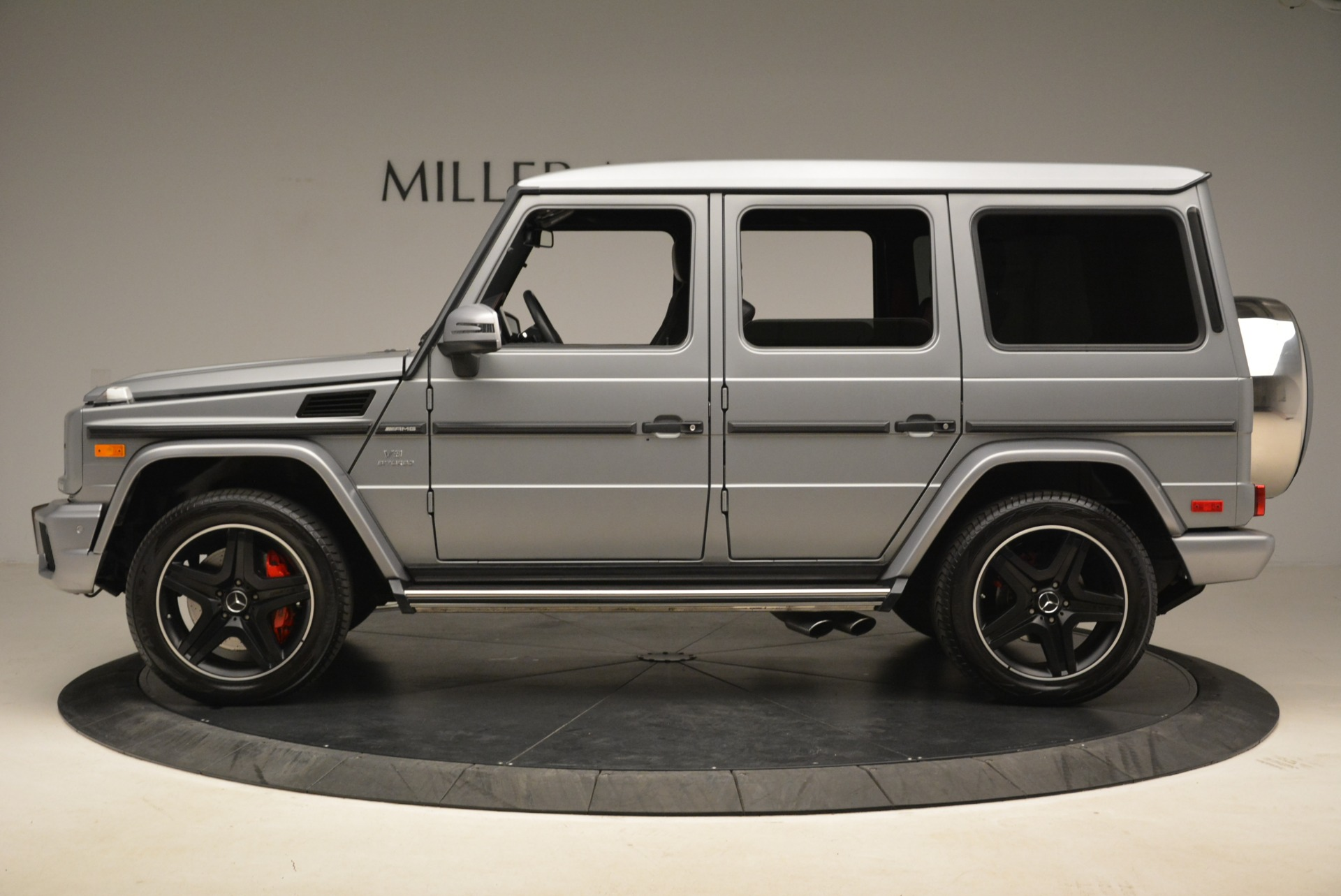 Used 2017 Mercedes-Benz G-Class AMG G 63 For Sale In Westport, CT 2156_p3