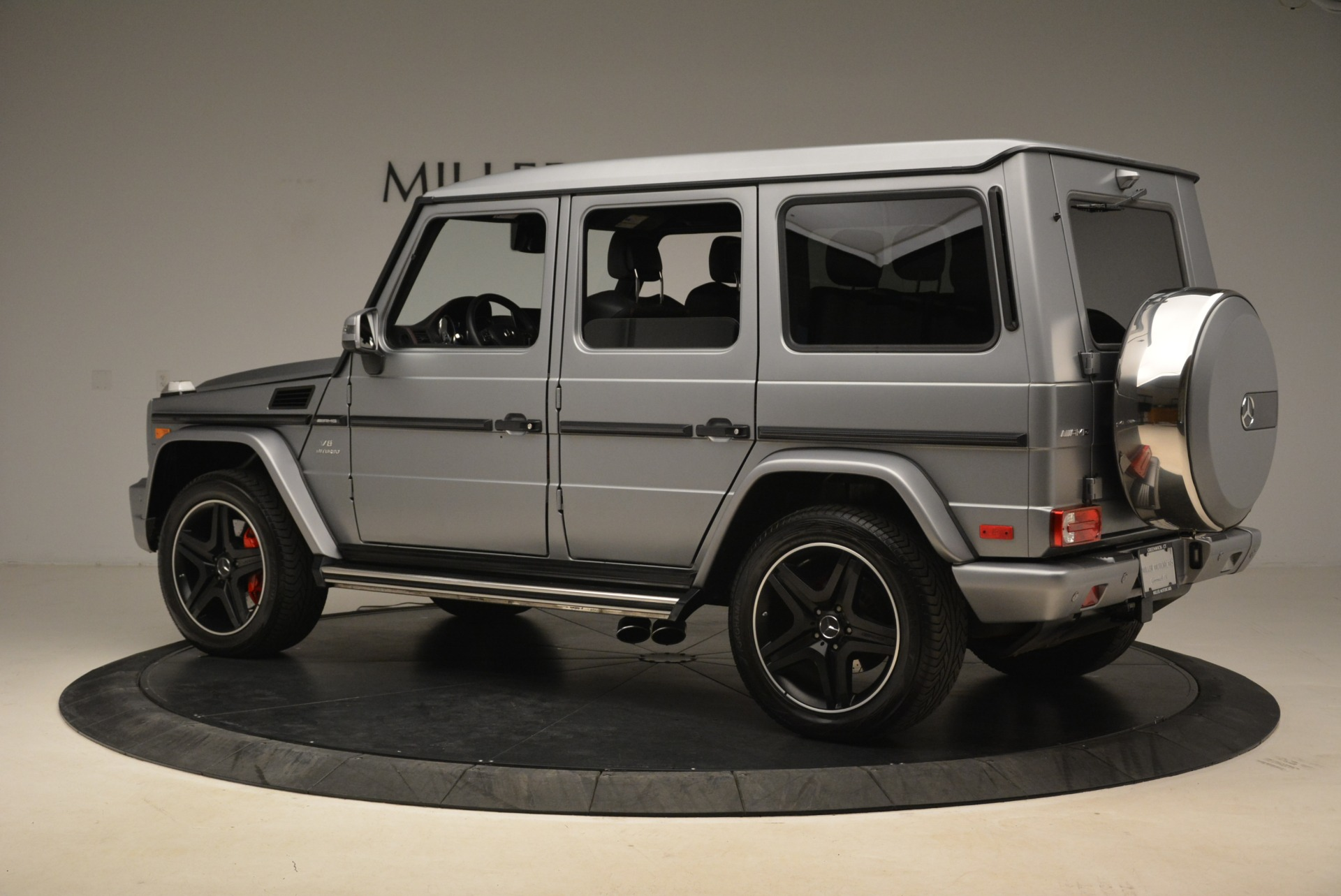 Used 2017 Mercedes-Benz G-Class AMG G 63 For Sale In Westport, CT 2156_p4