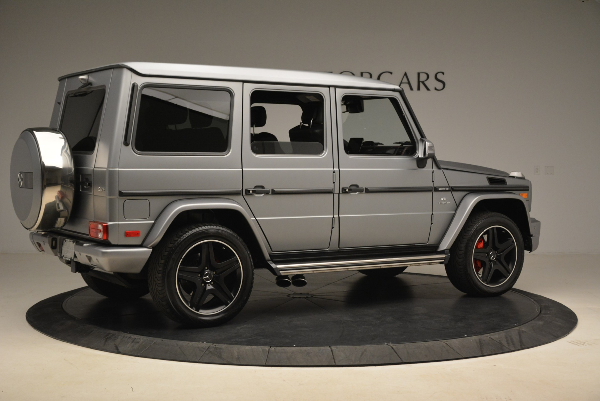 Used 2017 Mercedes-Benz G-Class AMG G 63 For Sale In Westport, CT 2156_p8