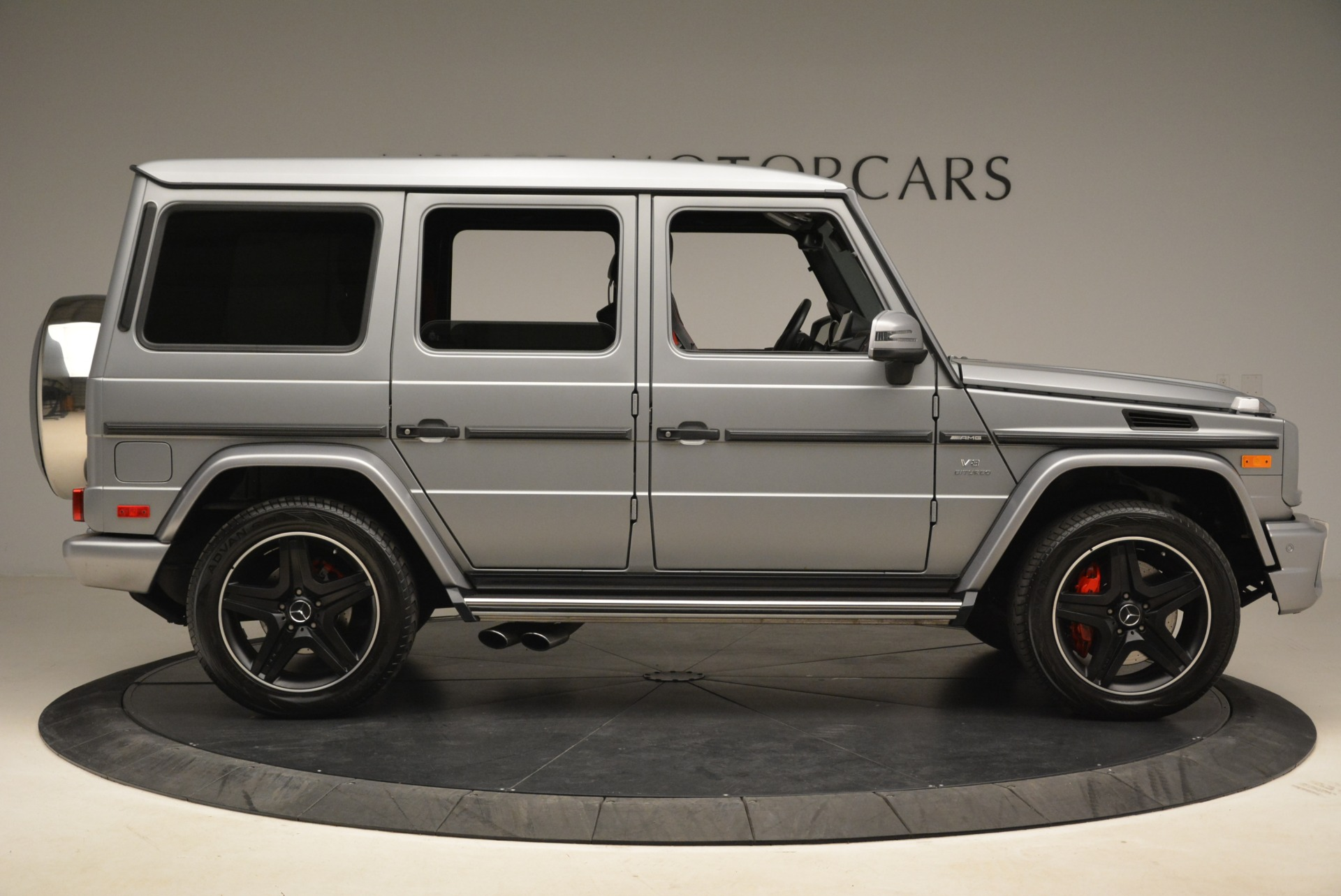 Used 2017 Mercedes-Benz G-Class AMG G 63 For Sale In Westport, CT 2156_p9