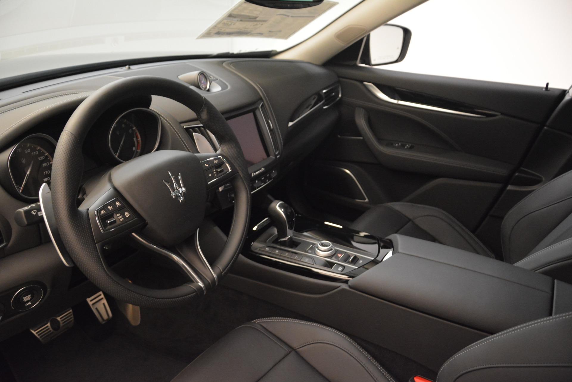 New 2018 Maserati Levante S Q4 GranSport For Sale In Westport, CT 2157_p12