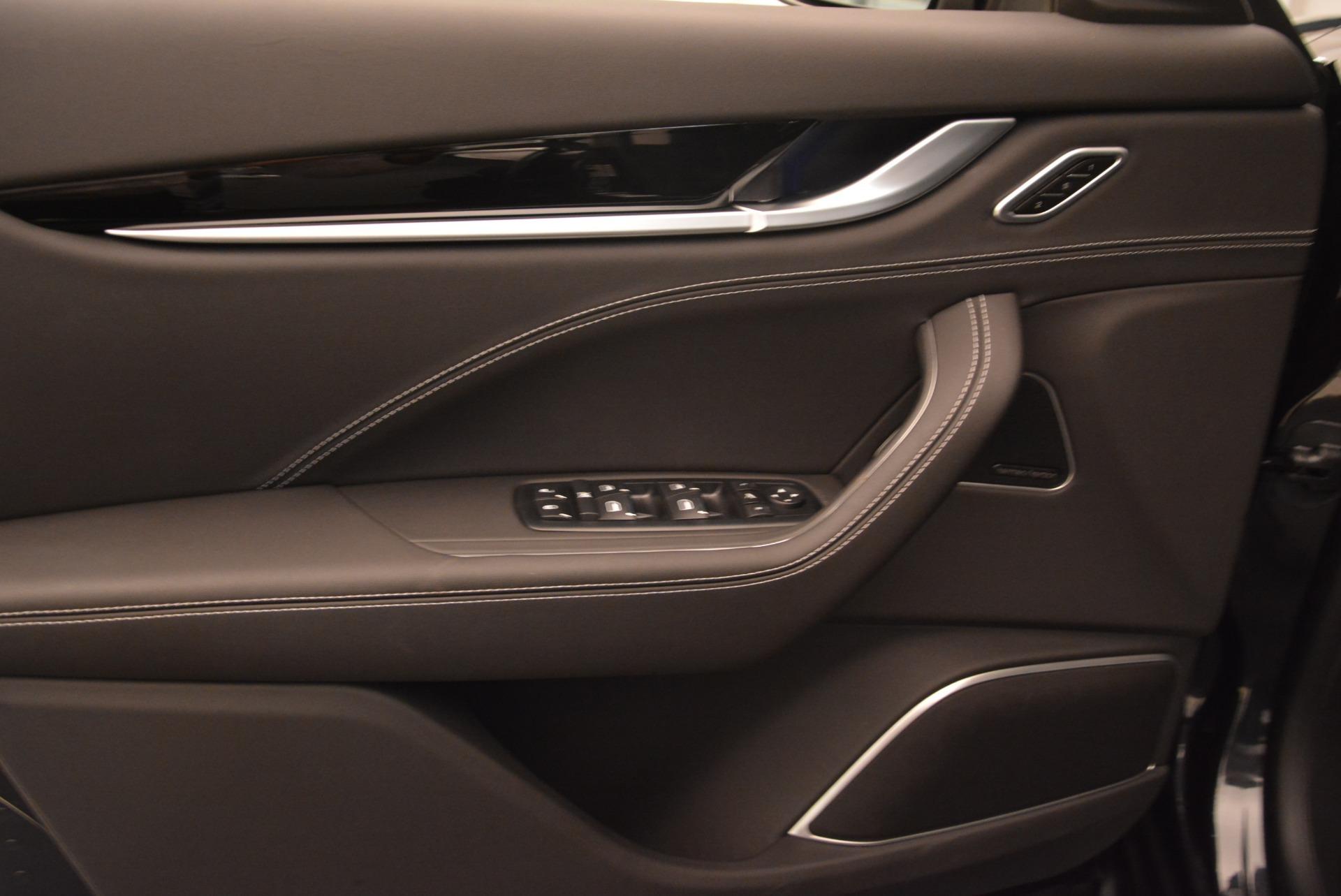 New 2018 Maserati Levante S Q4 GranSport For Sale In Westport, CT 2157_p15