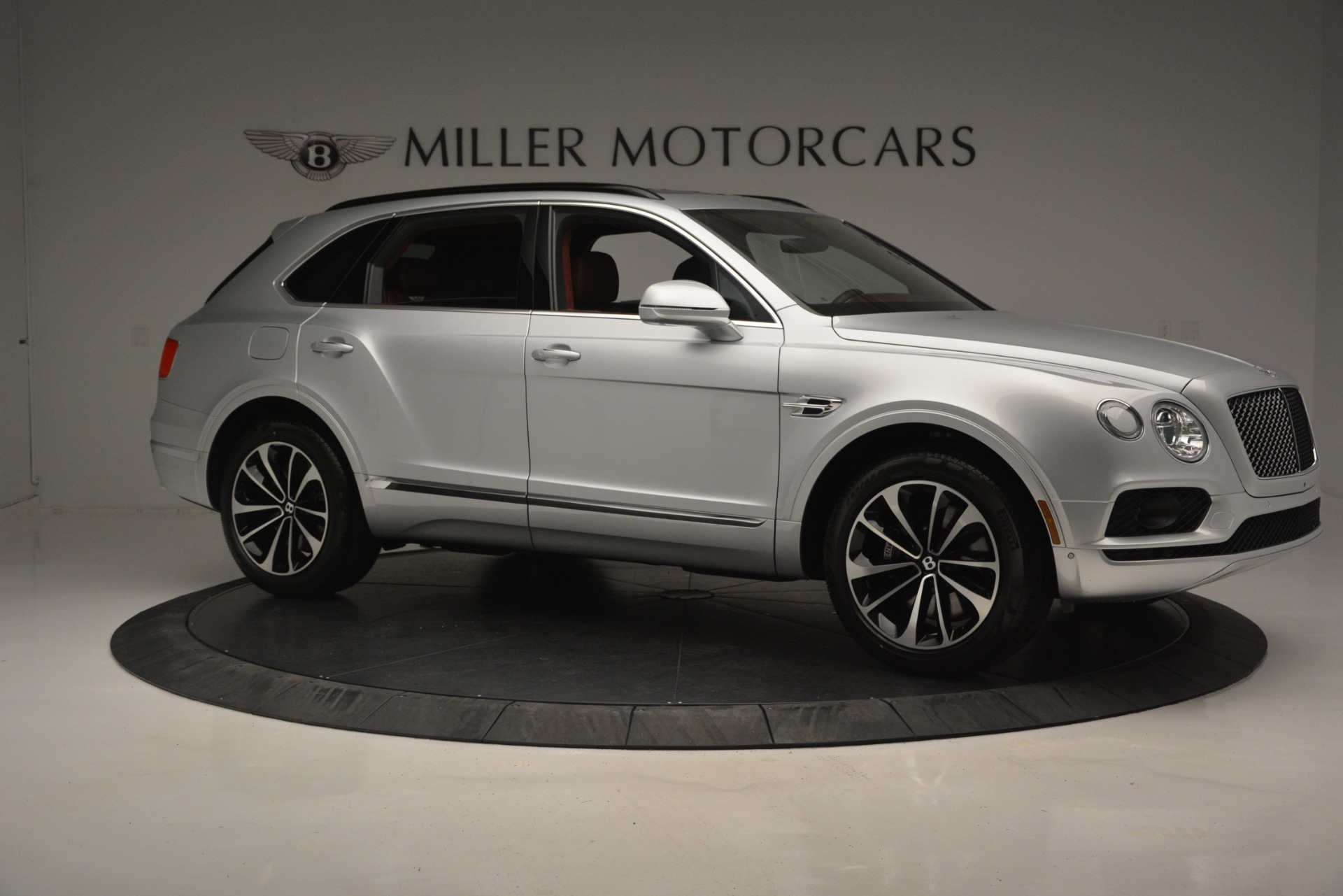 New 2019 Bentley Bentayga V8 For Sale In Westport, CT 2161_p10