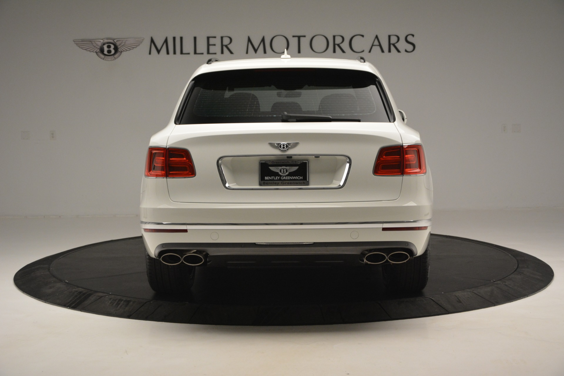 Used 2019 Bentley Bentayga V8 For Sale In Westport, CT 2162_p5