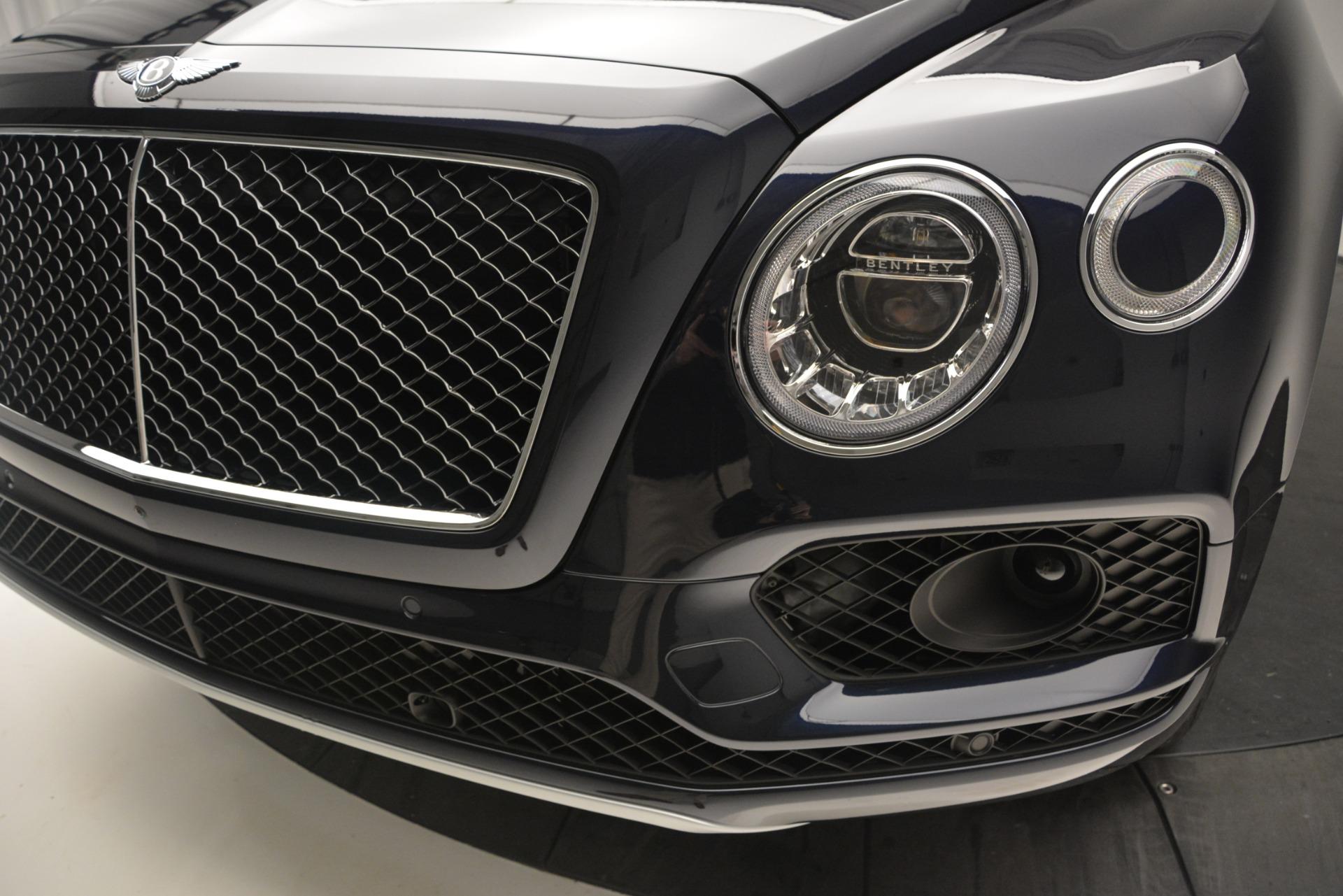 New 2019 Bentley Bentayga V8 For Sale In Westport, CT 2163_p14