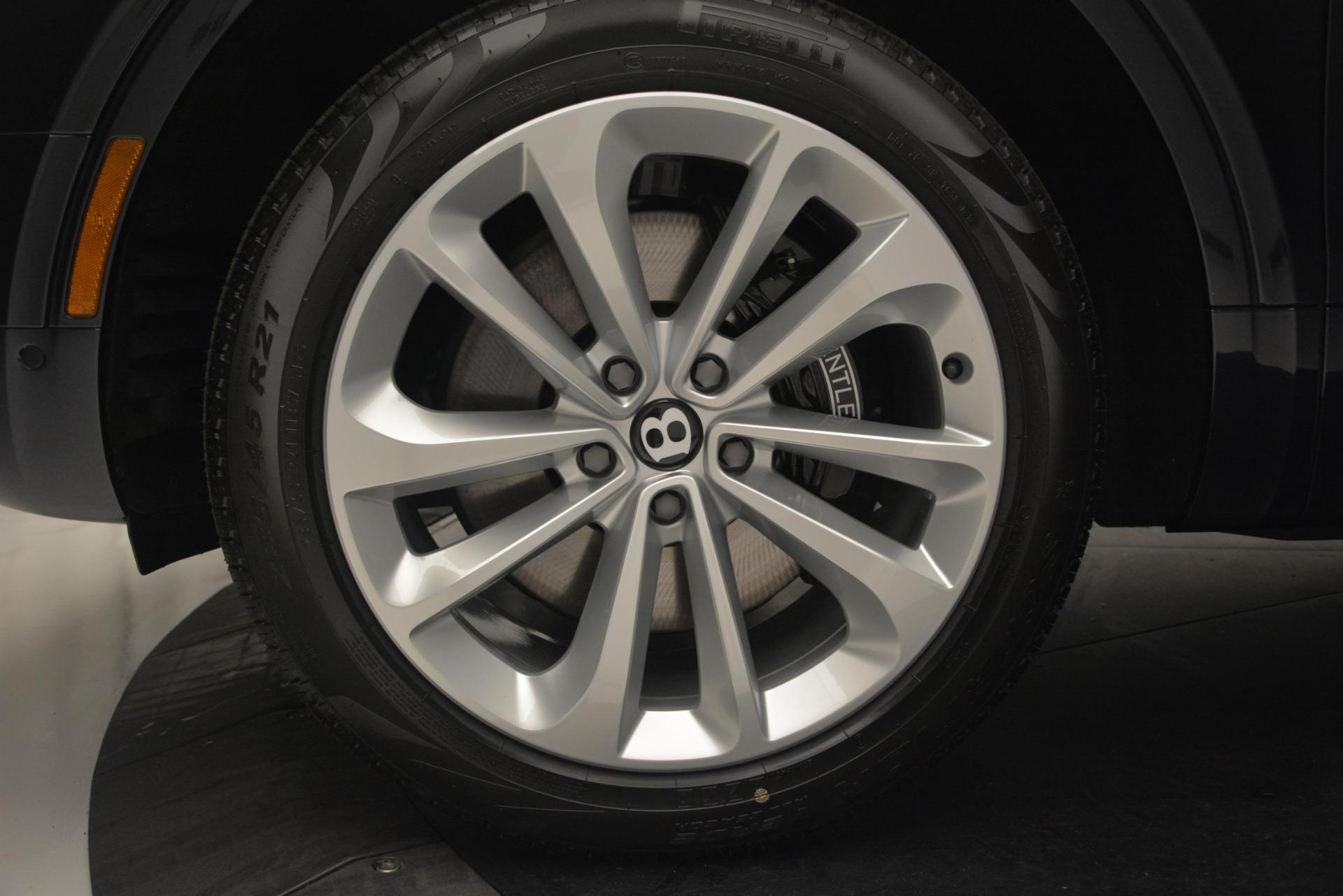 New 2019 Bentley Bentayga V8 For Sale In Westport, CT 2163_p15