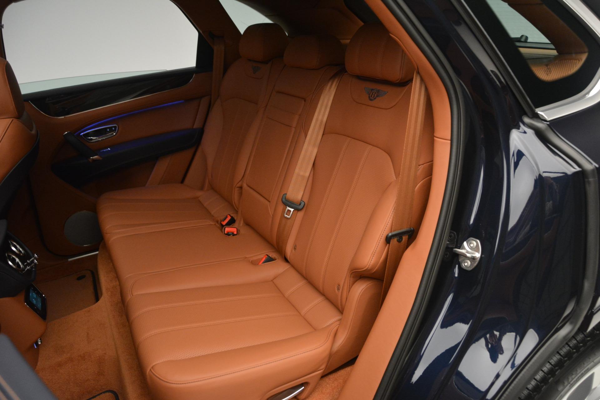 New 2019 Bentley Bentayga V8 For Sale In Westport, CT 2163_p22
