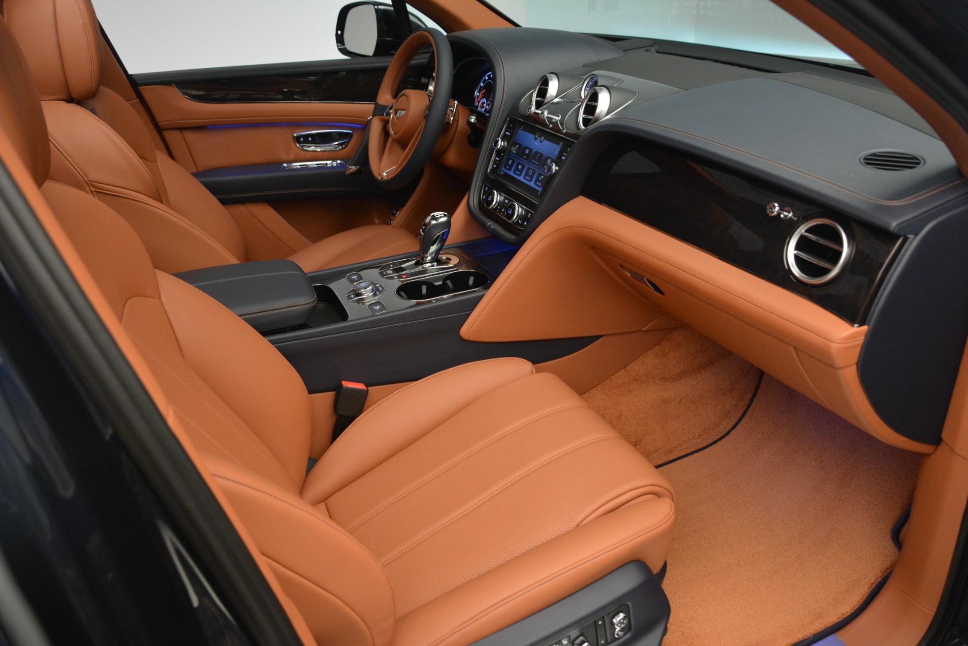 New 2019 Bentley Bentayga V8 For Sale In Westport, CT 2163_p23