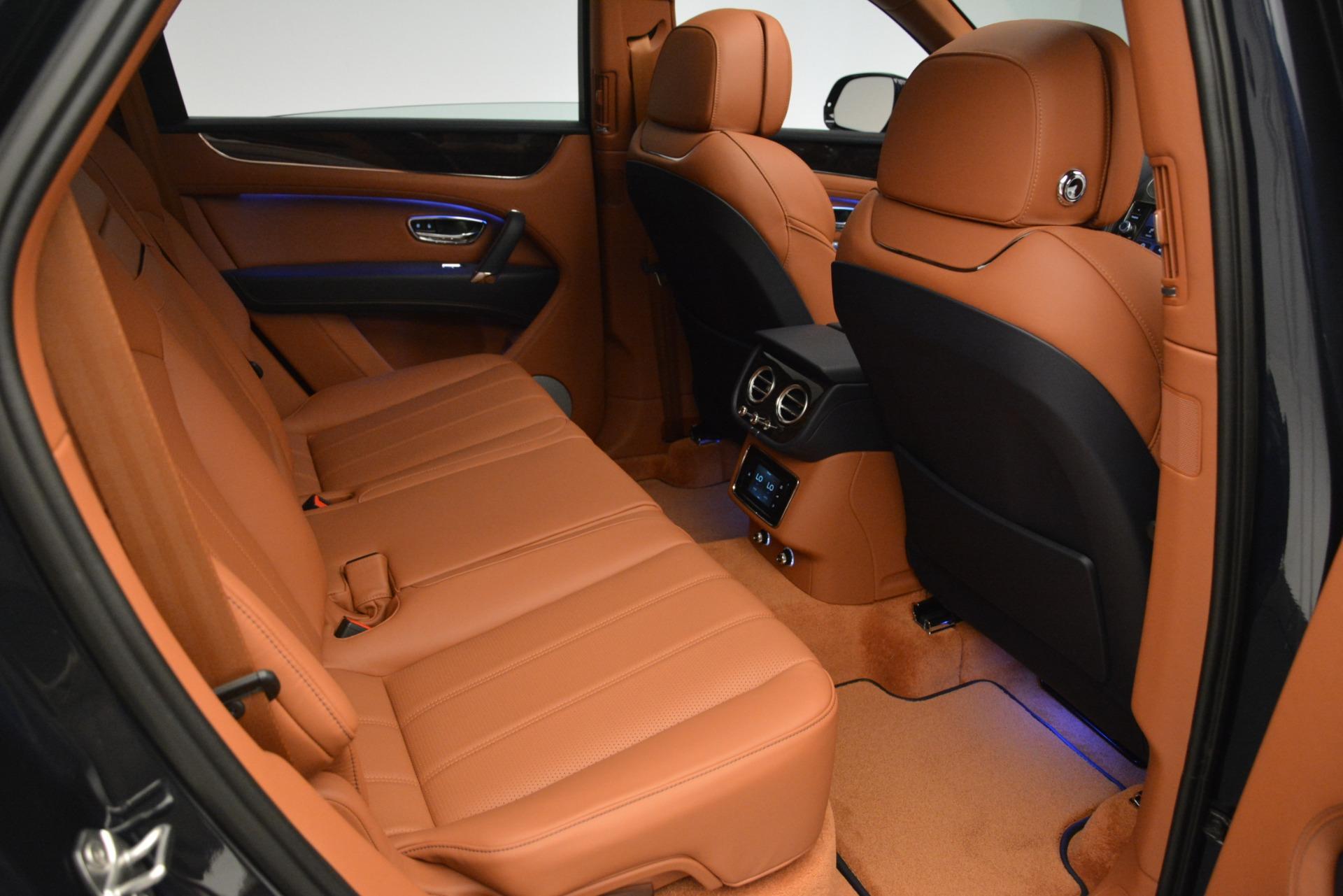 New 2019 Bentley Bentayga V8 For Sale In Westport, CT 2163_p26