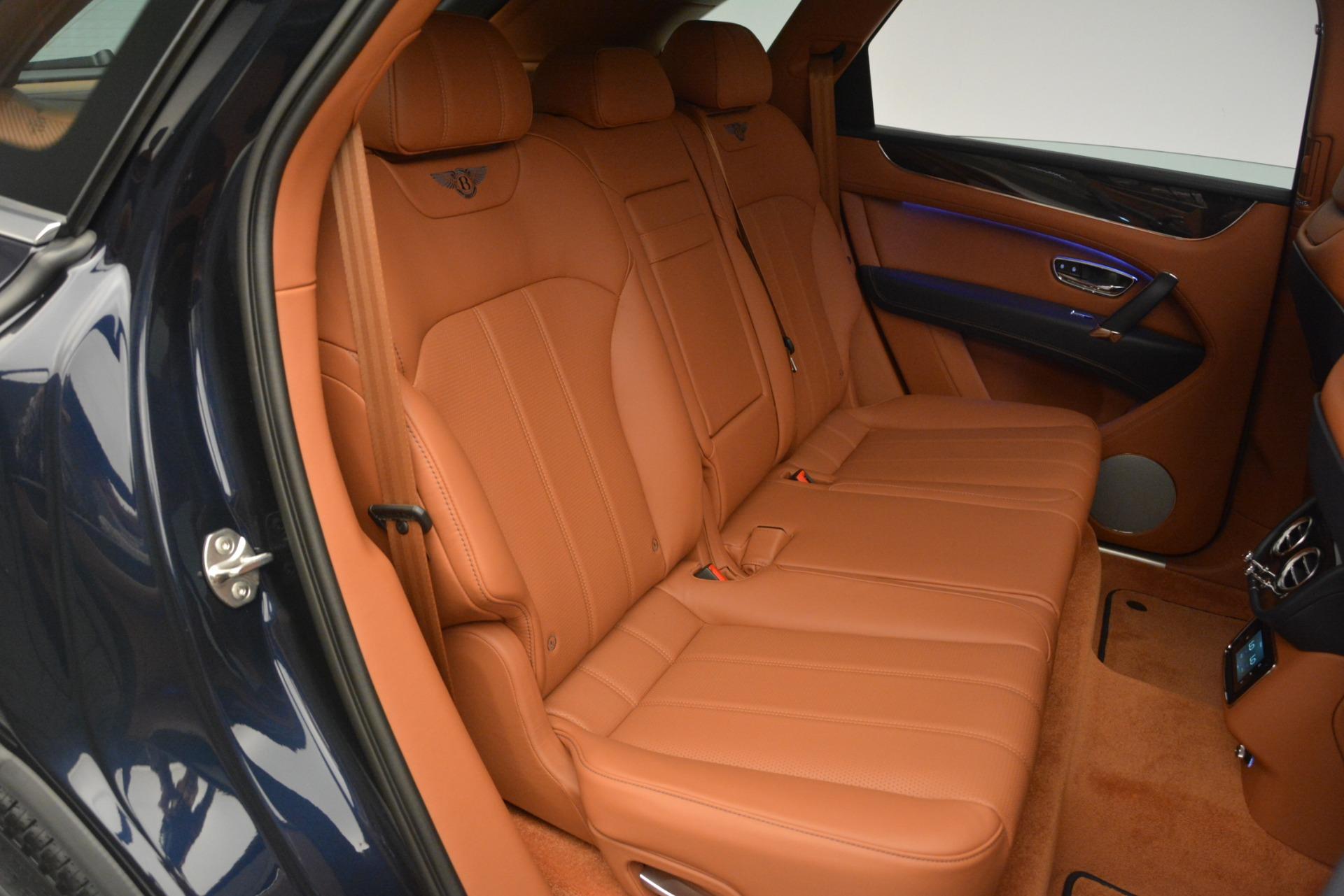 New 2019 Bentley Bentayga V8 For Sale In Westport, CT 2163_p27