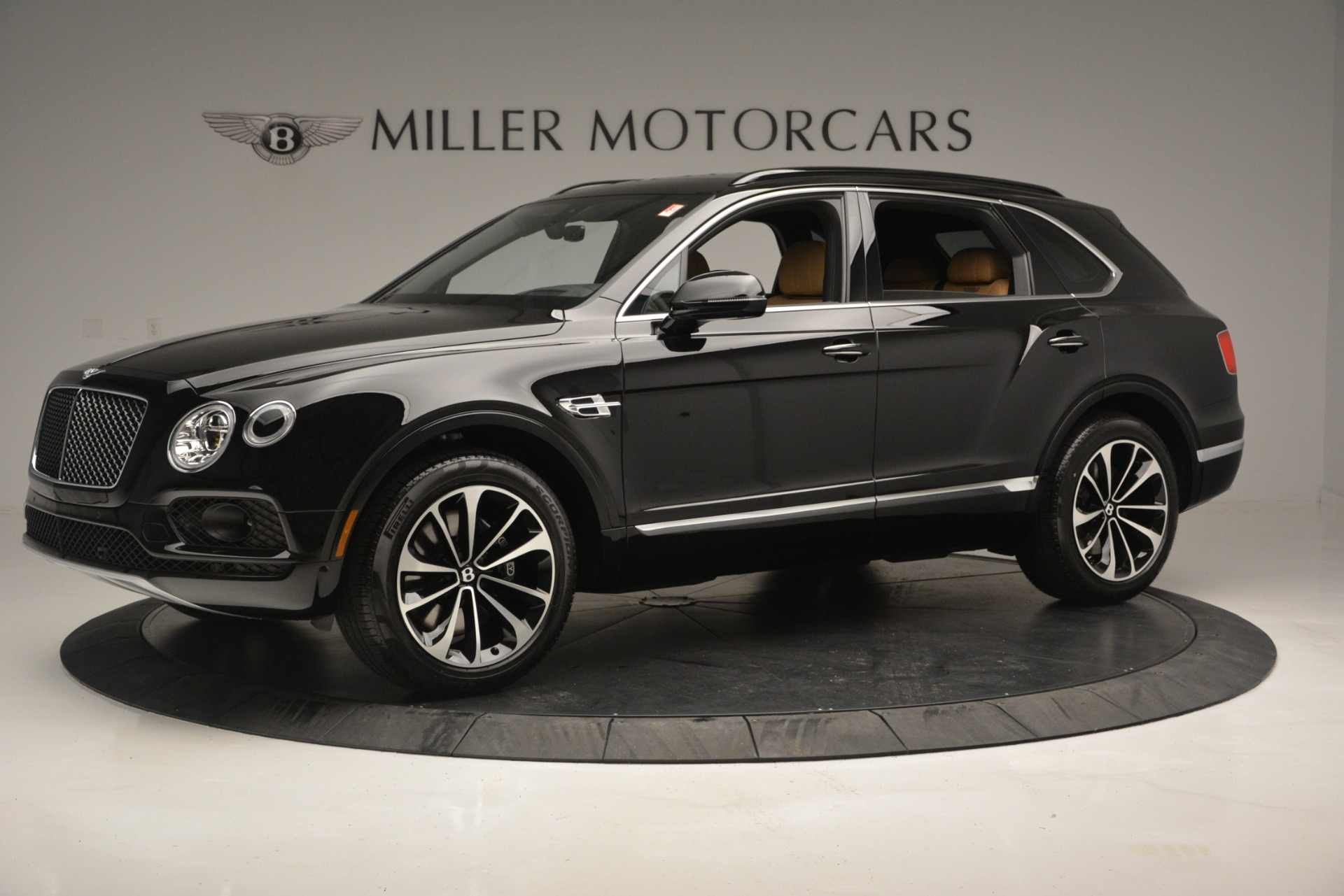 New 2019 Bentley Bentayga V8 For Sale In Westport, CT 2164_p2