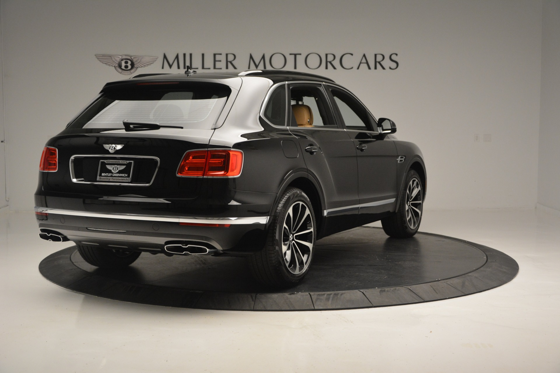 New 2019 Bentley Bentayga V8 For Sale In Westport, CT 2164_p7