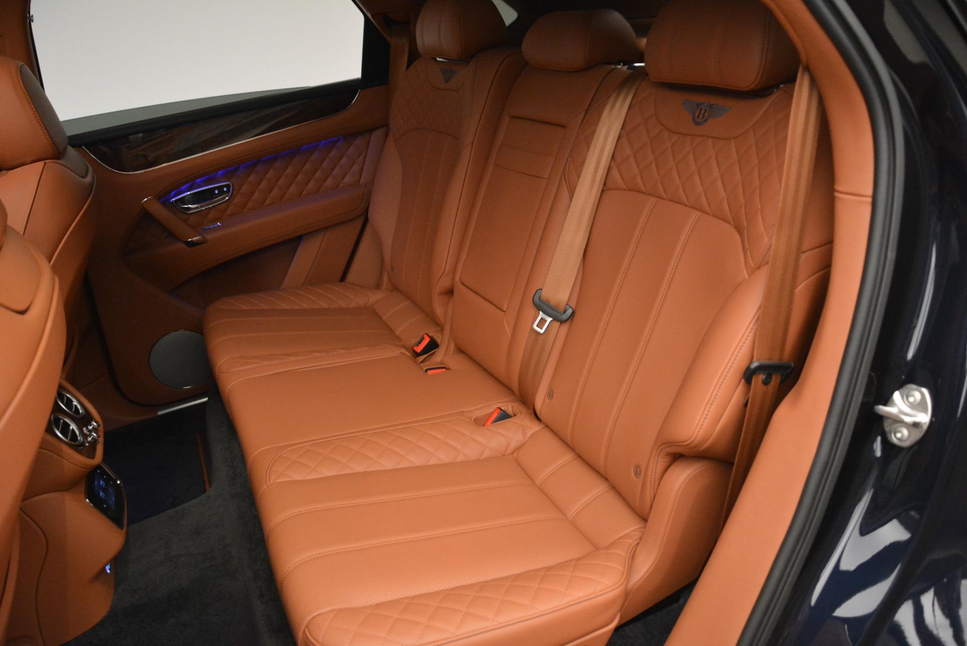 Used 2018 Bentley Bentayga W12 Signature For Sale In Westport, CT 2165_p19