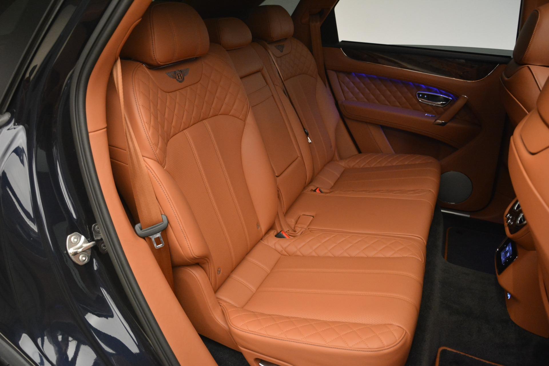 Used 2018 Bentley Bentayga W12 Signature For Sale In Westport, CT 2165_p23