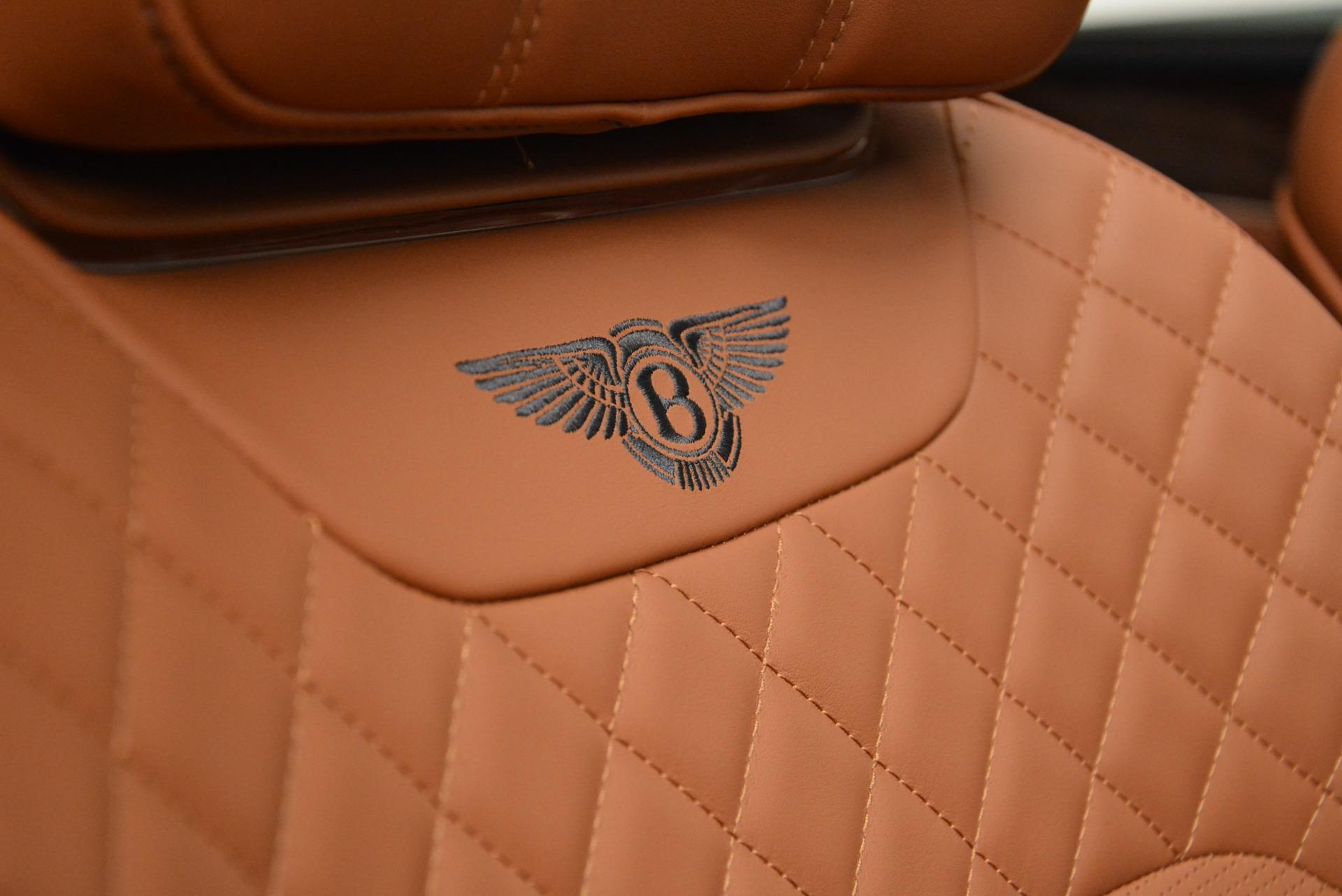 Used 2018 Bentley Bentayga W12 Signature For Sale In Westport, CT 2165_p26
