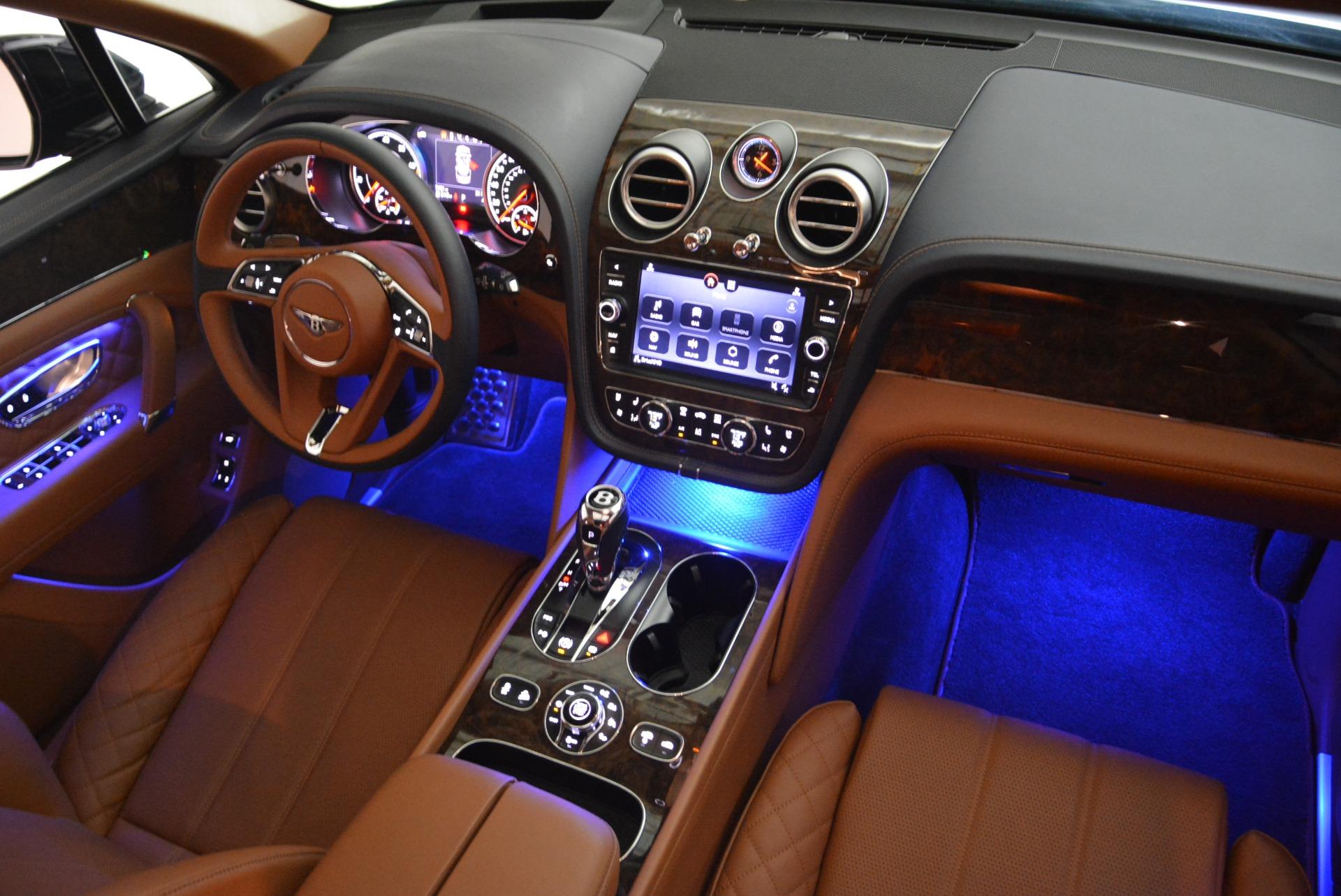 Used 2018 Bentley Bentayga W12 Signature For Sale In Westport, CT 2165_p30