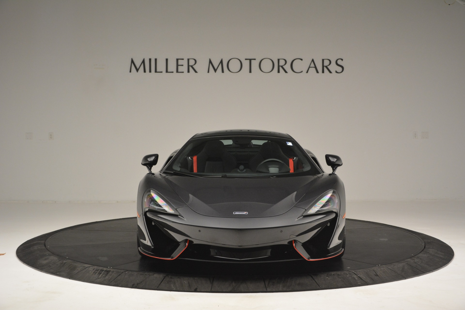 Used 2018 McLaren 570GT  For Sale In Westport, CT 2166_p12