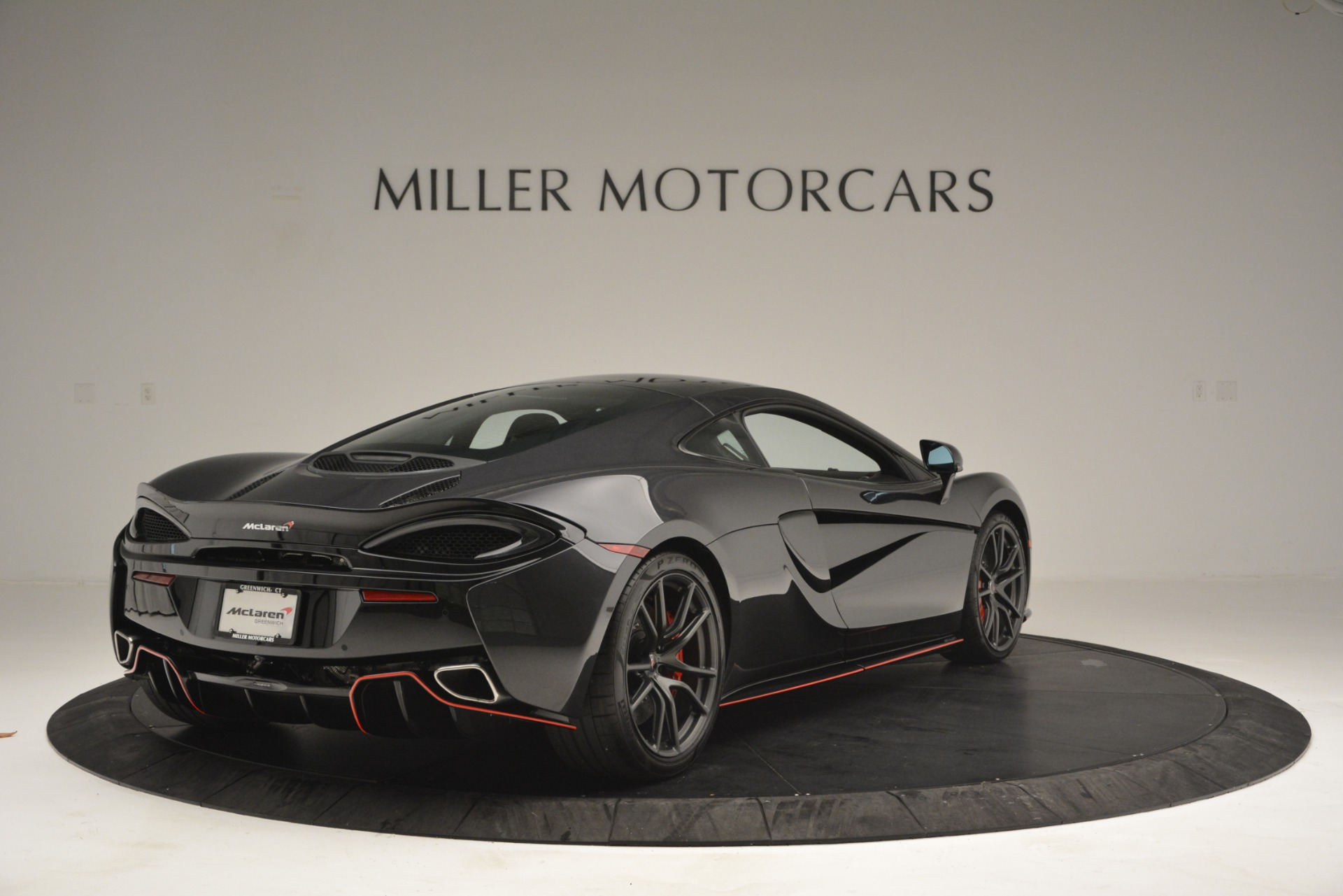Used 2018 McLaren 570GT  For Sale In Westport, CT 2166_p7