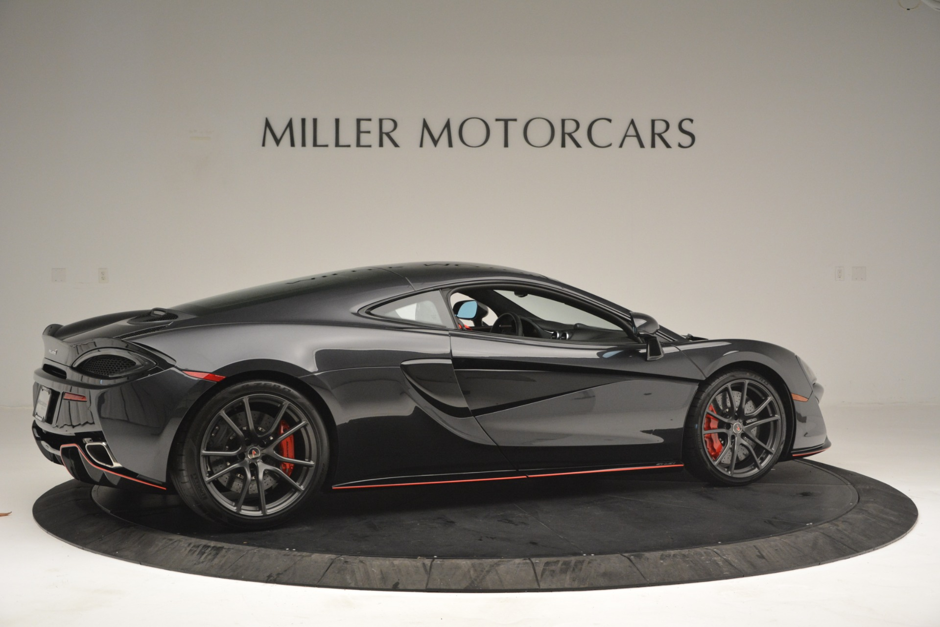 Used 2018 McLaren 570GT  For Sale In Westport, CT 2166_p8