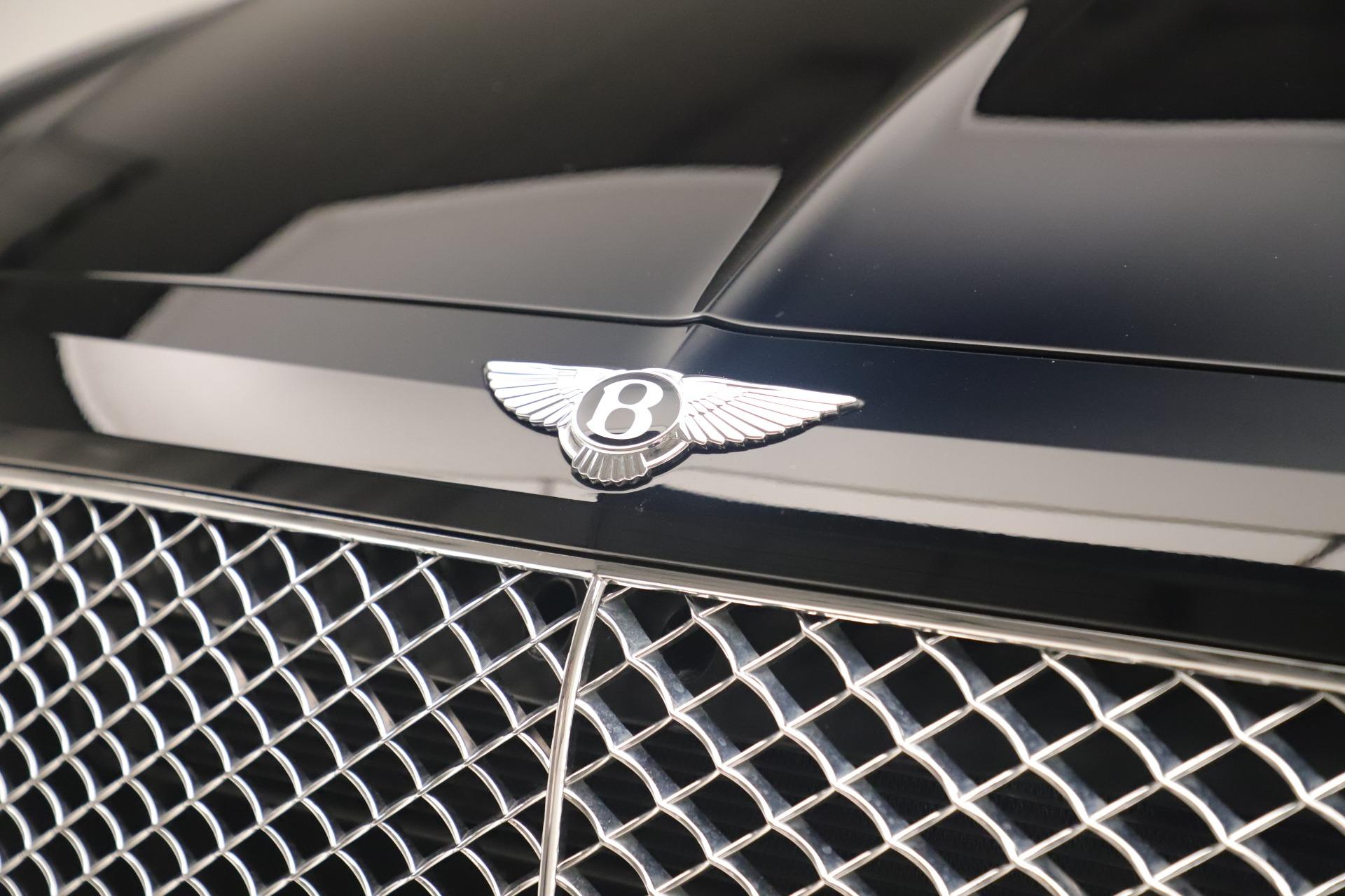 Used 2018 Bentley Bentayga W12 Signature For Sale In Westport, CT 2167_p14