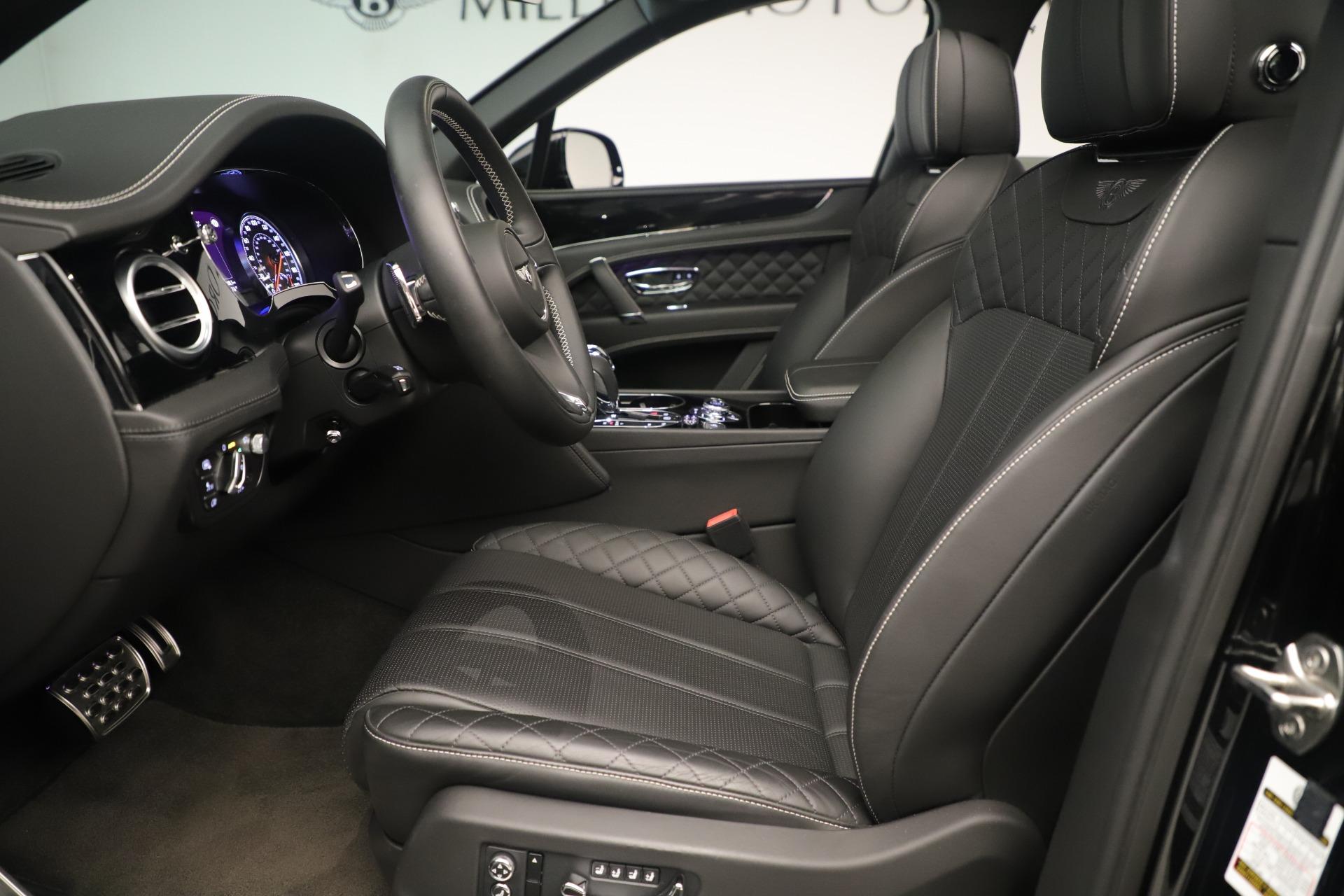 Used 2018 Bentley Bentayga W12 Signature For Sale In Westport, CT 2167_p18