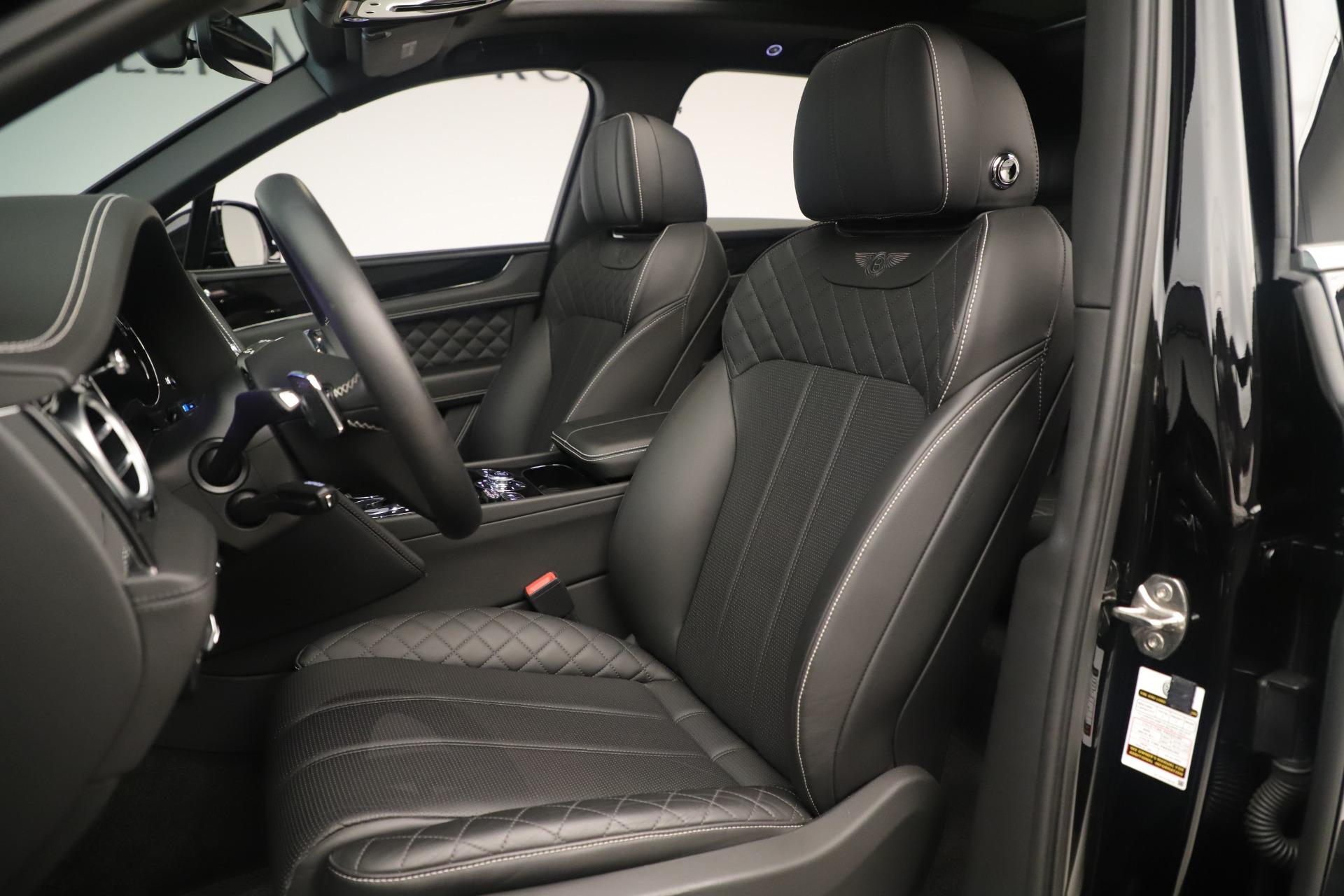 Used 2018 Bentley Bentayga W12 Signature For Sale In Westport, CT 2167_p19