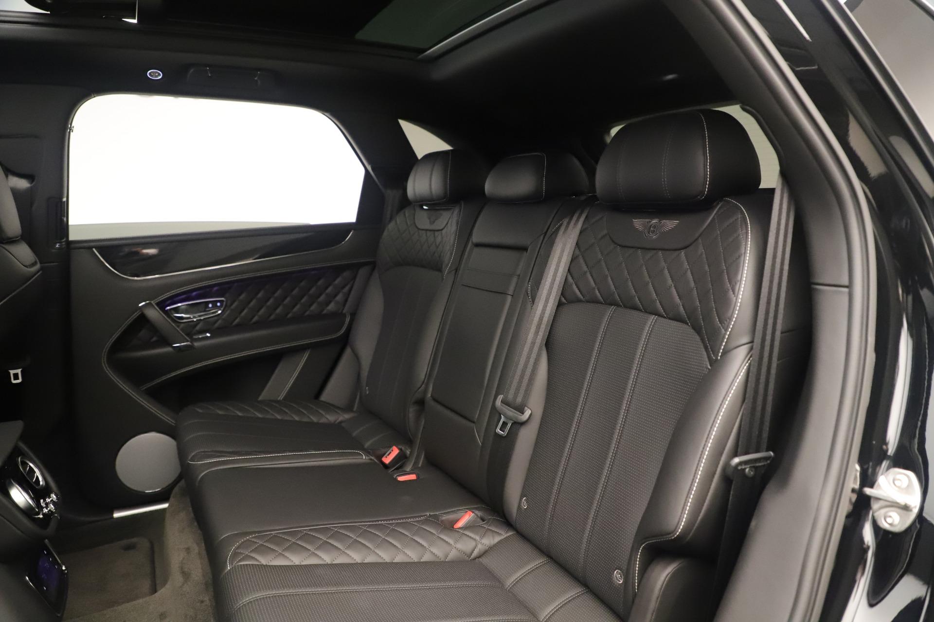 Used 2018 Bentley Bentayga W12 Signature For Sale In Westport, CT 2167_p22