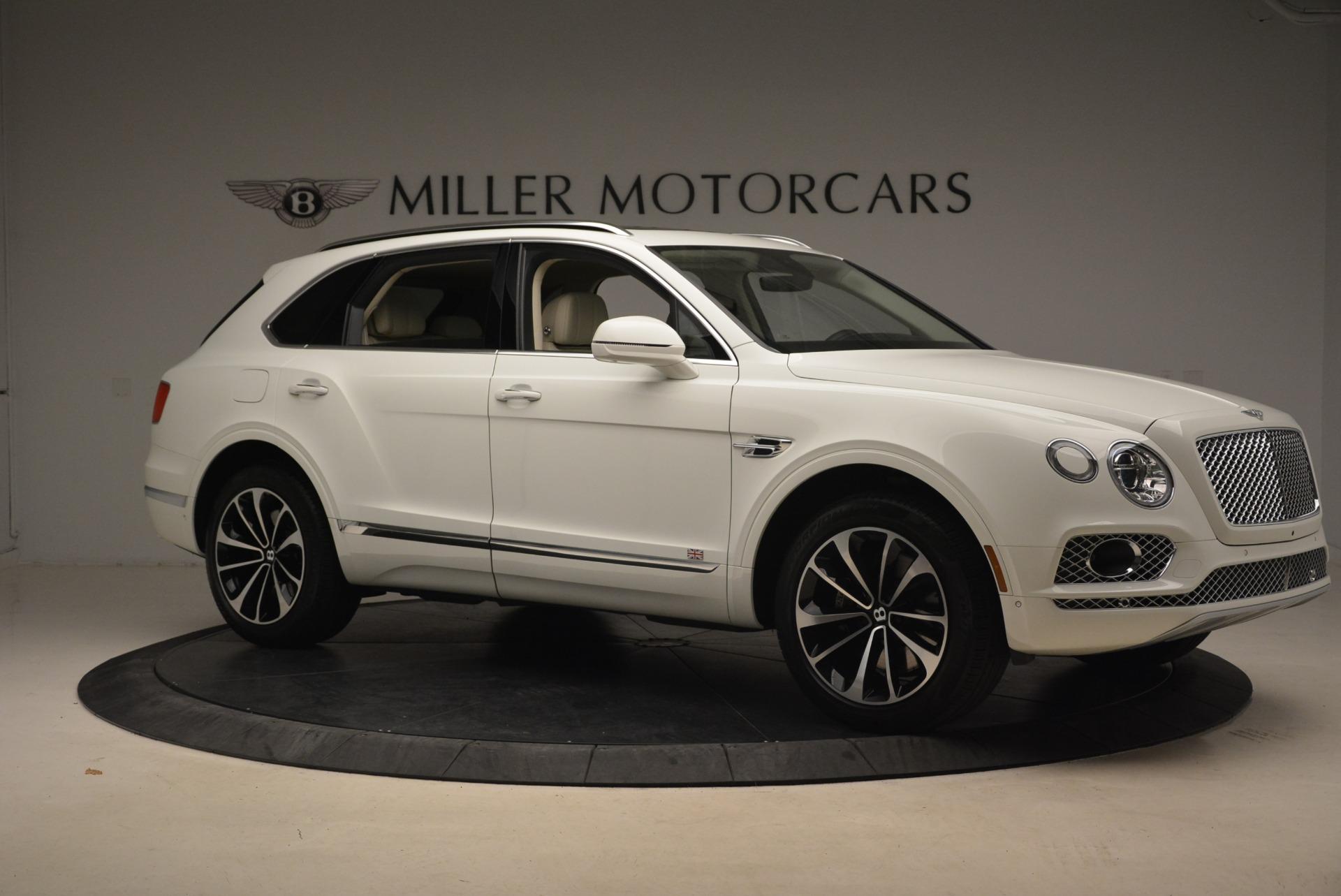 Used 2018 Bentley Bentayga Signature For Sale In Westport, CT 2168_p10