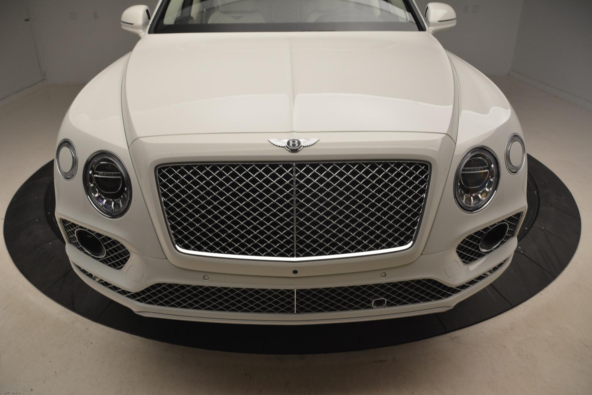 Used 2018 Bentley Bentayga Signature For Sale In Westport, CT 2168_p13