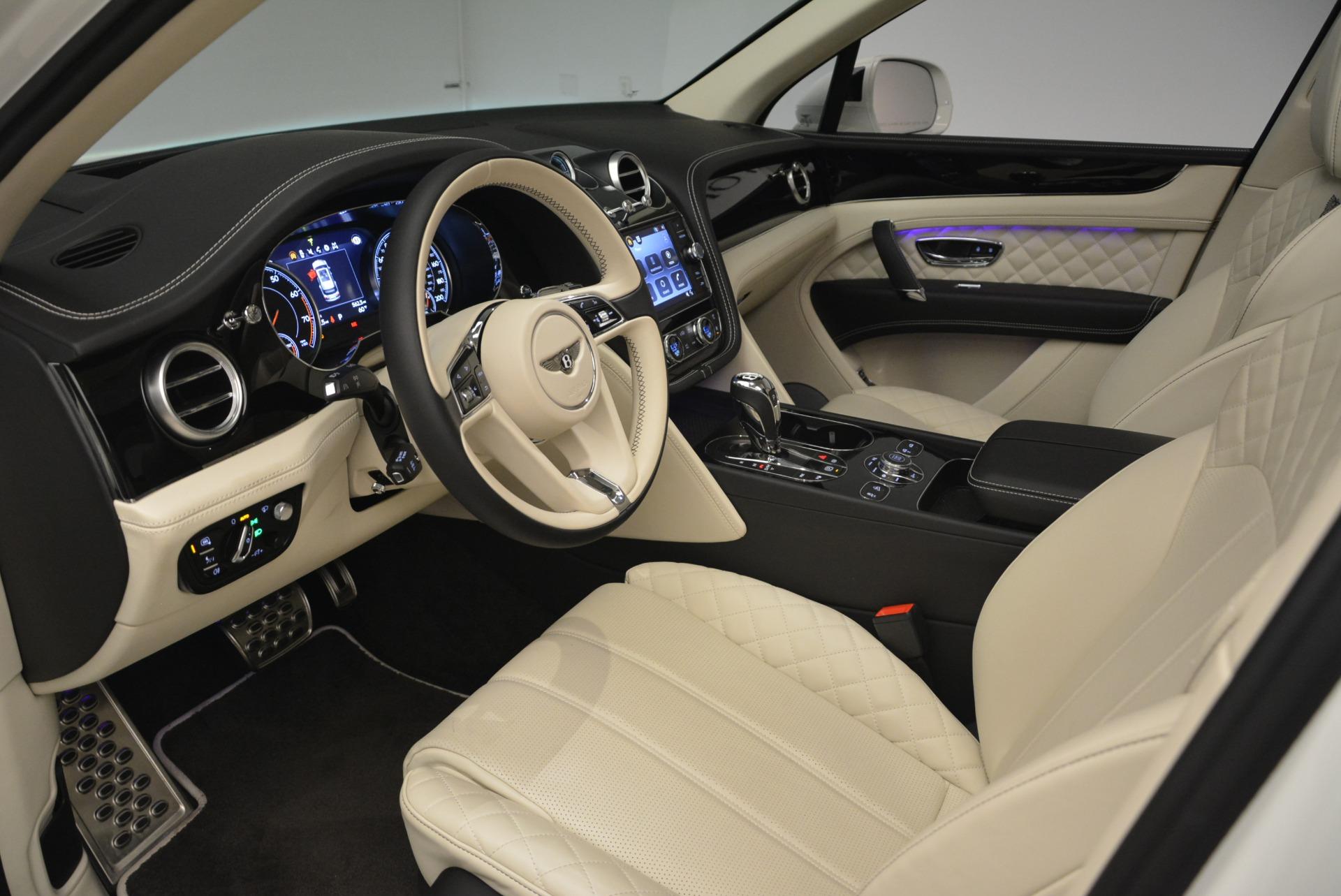 Used 2018 Bentley Bentayga Signature For Sale In Westport, CT 2168_p19