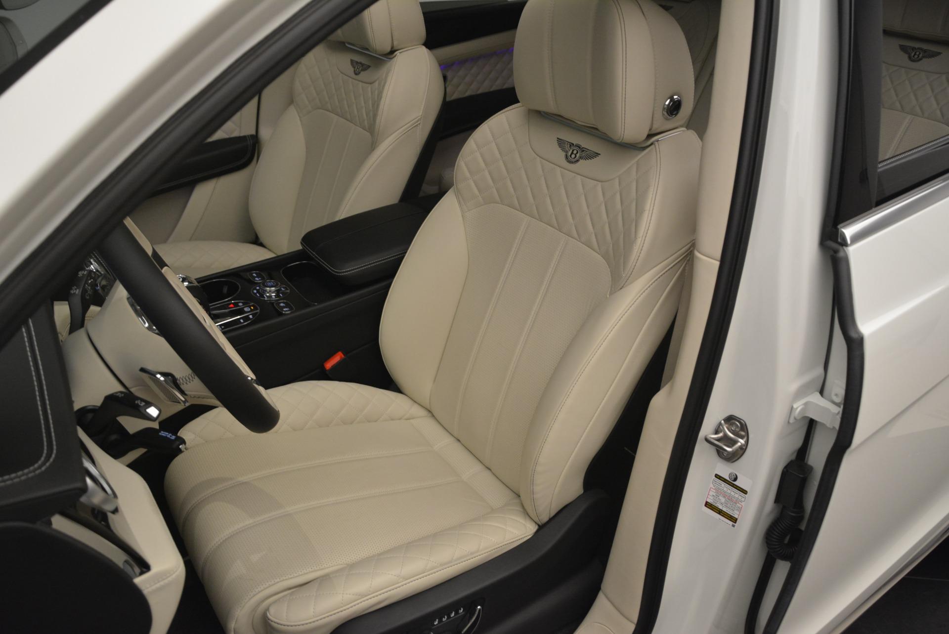 Used 2018 Bentley Bentayga Signature For Sale In Westport, CT 2168_p20