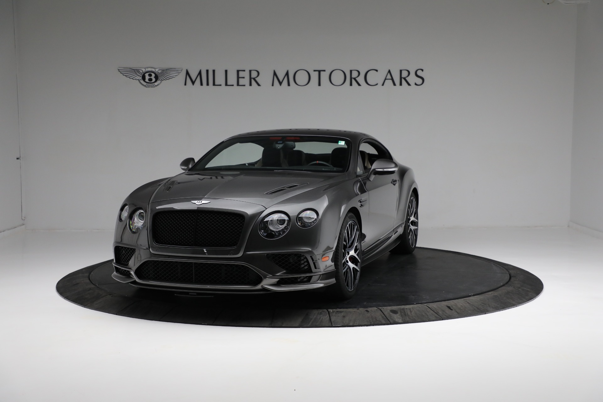 Used 2017 Bentley Continental GT Supersports For Sale In Westport, CT