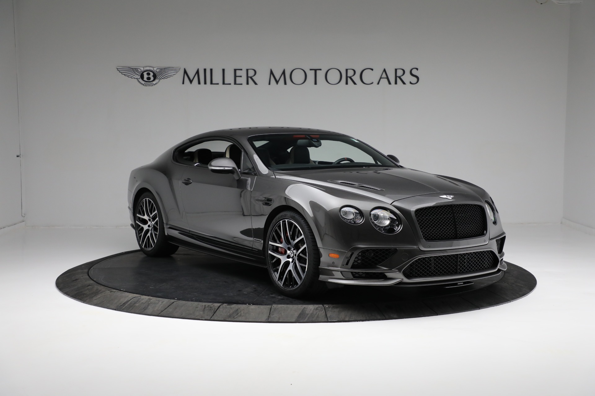 Used 2017 Bentley Continental GT Supersports For Sale In Westport, CT 2169_p11