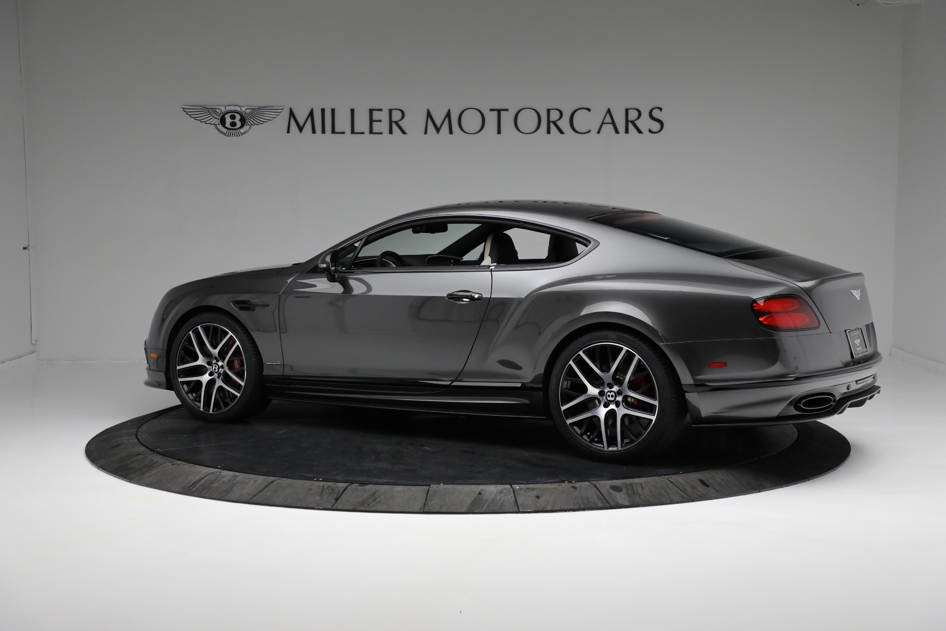 Used 2017 Bentley Continental GT Supersports For Sale In Westport, CT 2169_p4
