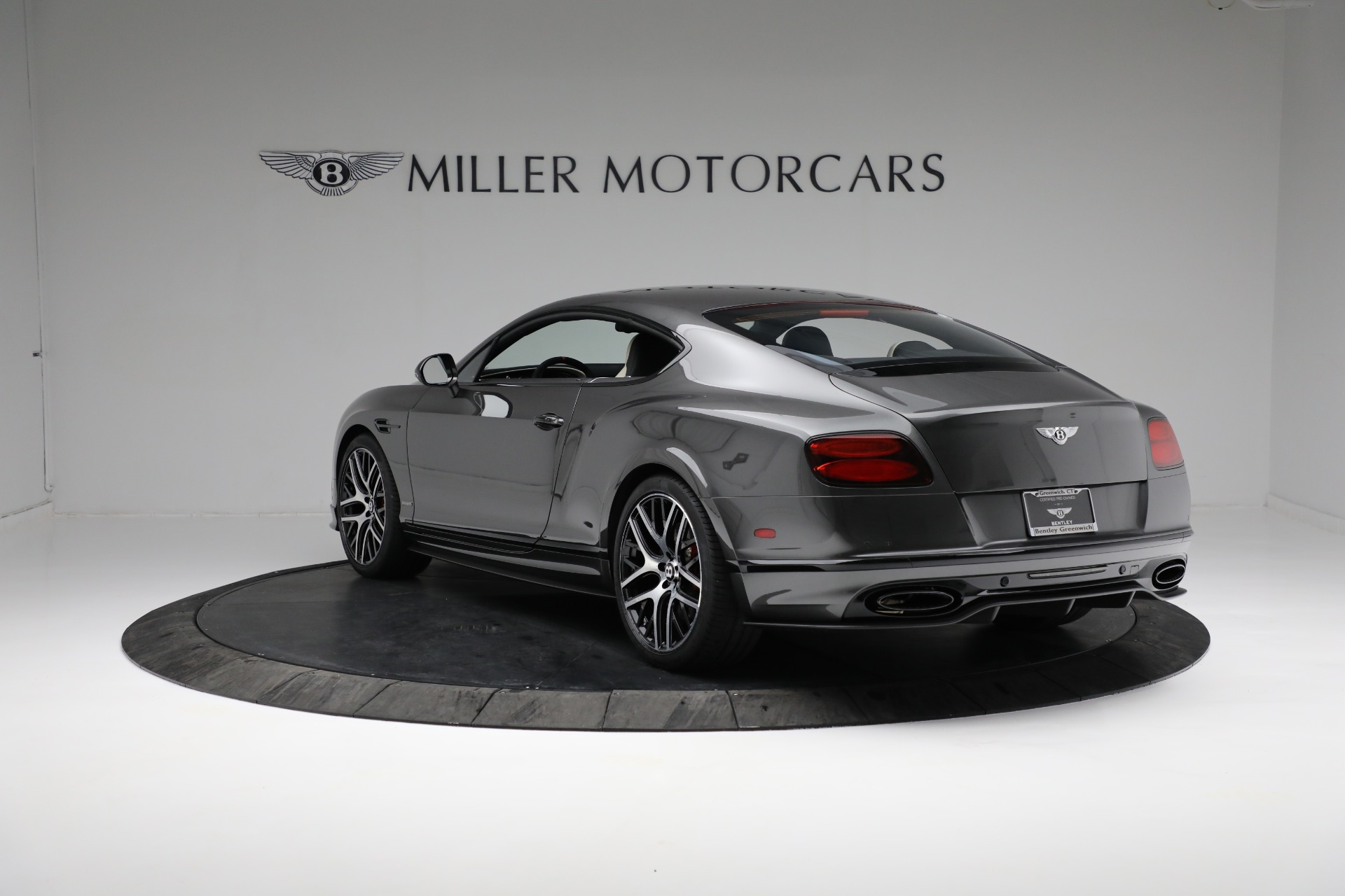 Used 2017 Bentley Continental GT Supersports For Sale In Westport, CT 2169_p5
