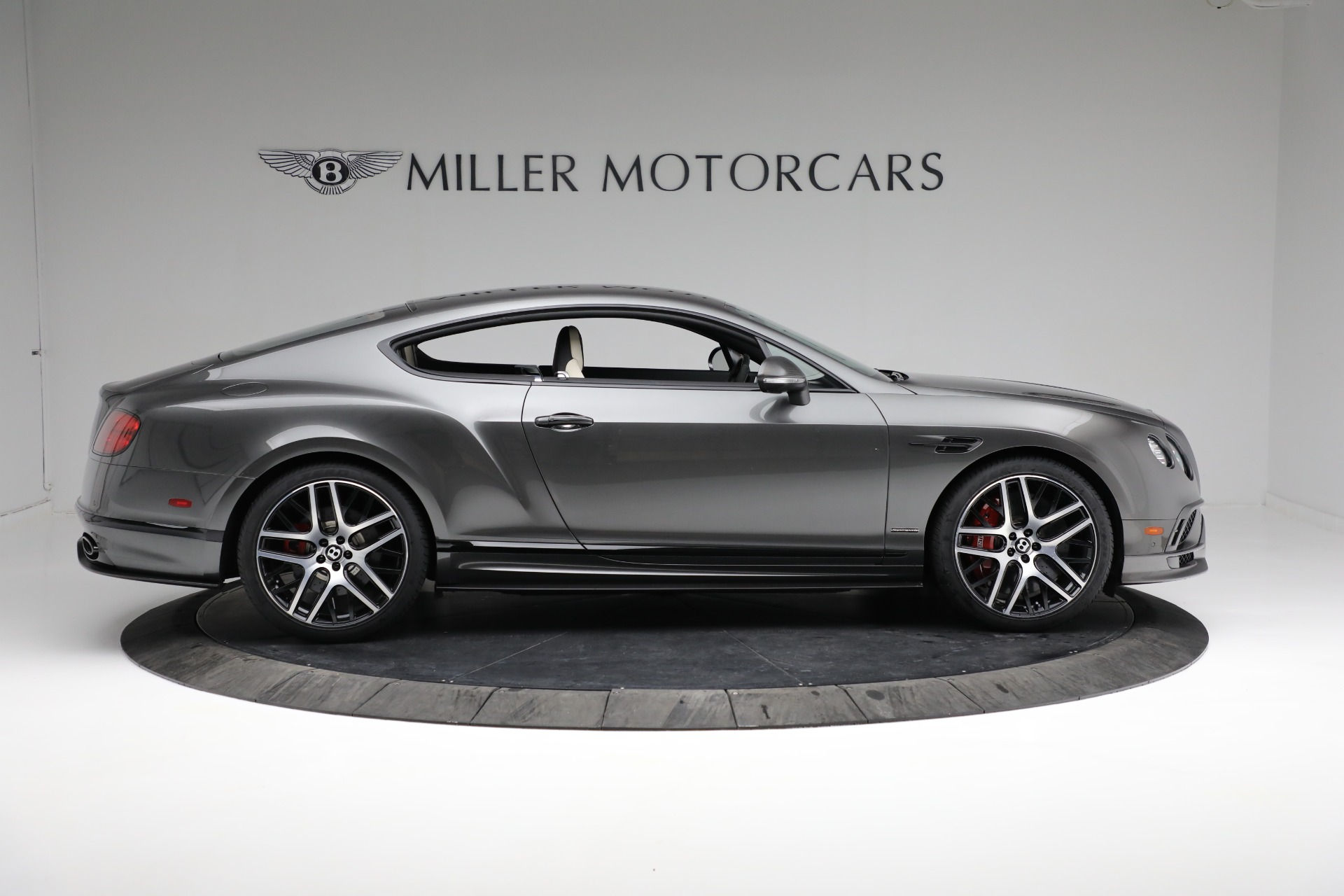Used 2017 Bentley Continental GT Supersports For Sale In Westport, CT 2169_p9