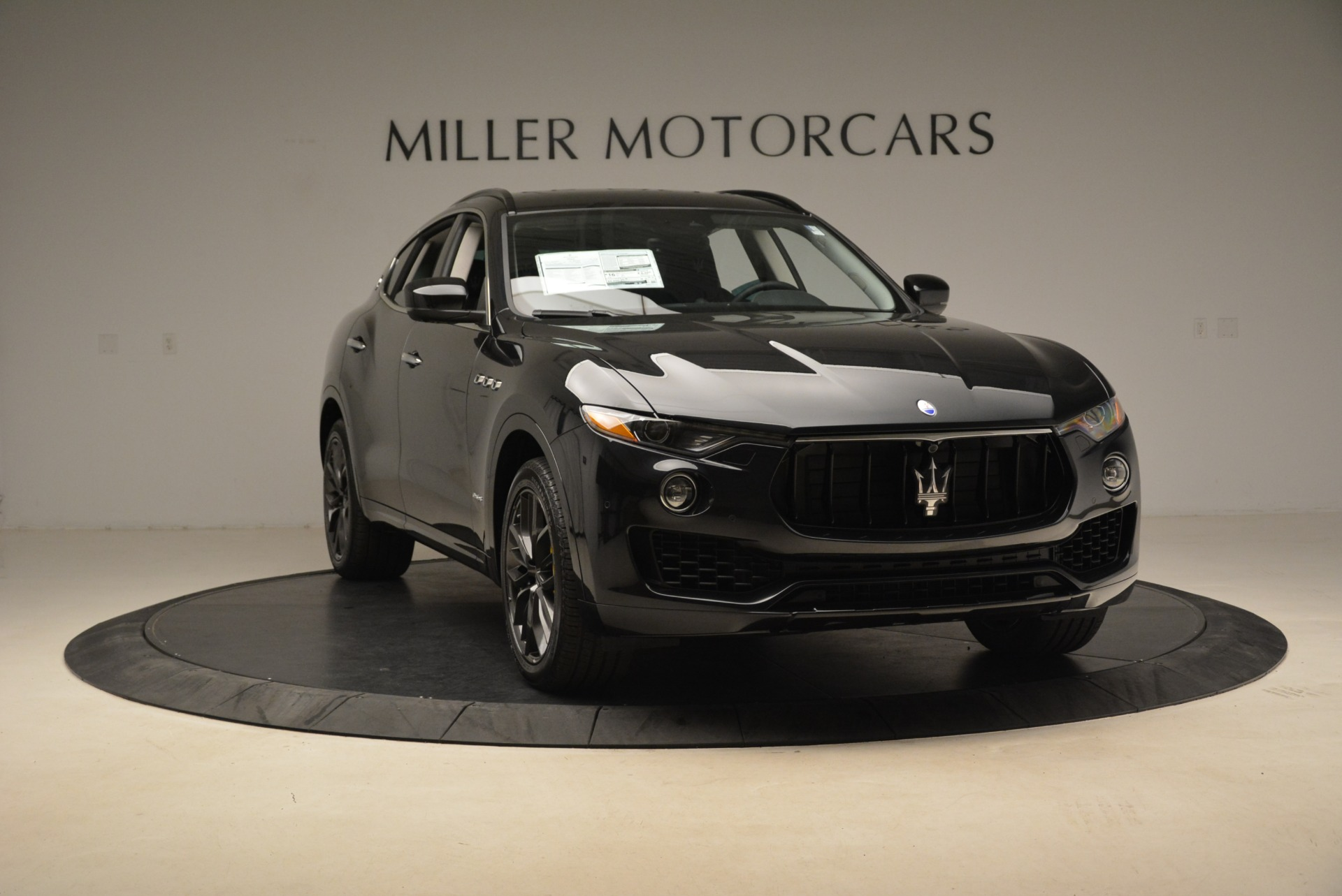 New 2018 Maserati Levante S Q4 GranSport For Sale In Westport, CT 2170_p10