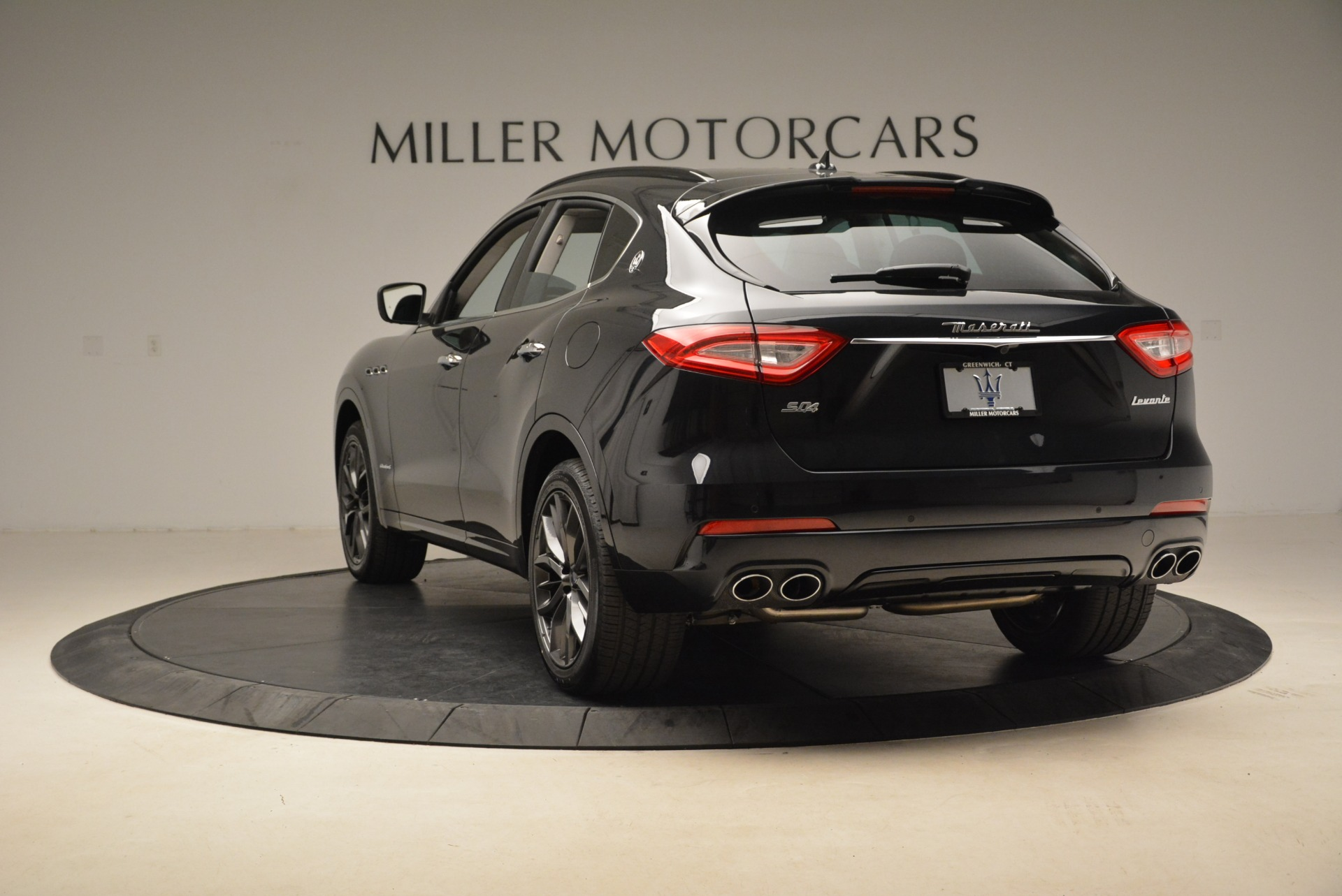New 2018 Maserati Levante S Q4 GranSport For Sale In Westport, CT 2170_p4