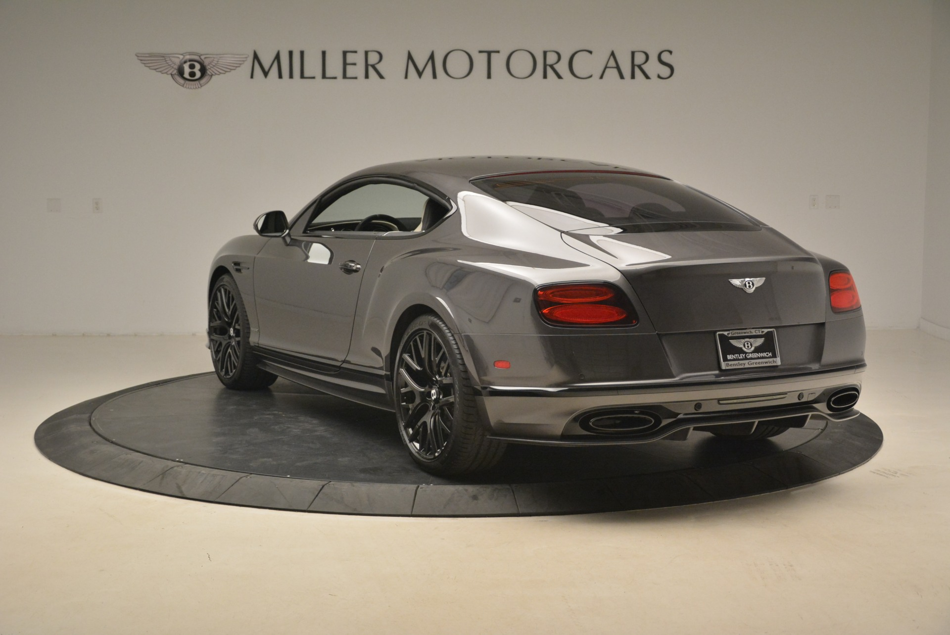 Used 2017 Bentley Continental GT Supersports For Sale In Westport, CT 2172_p5